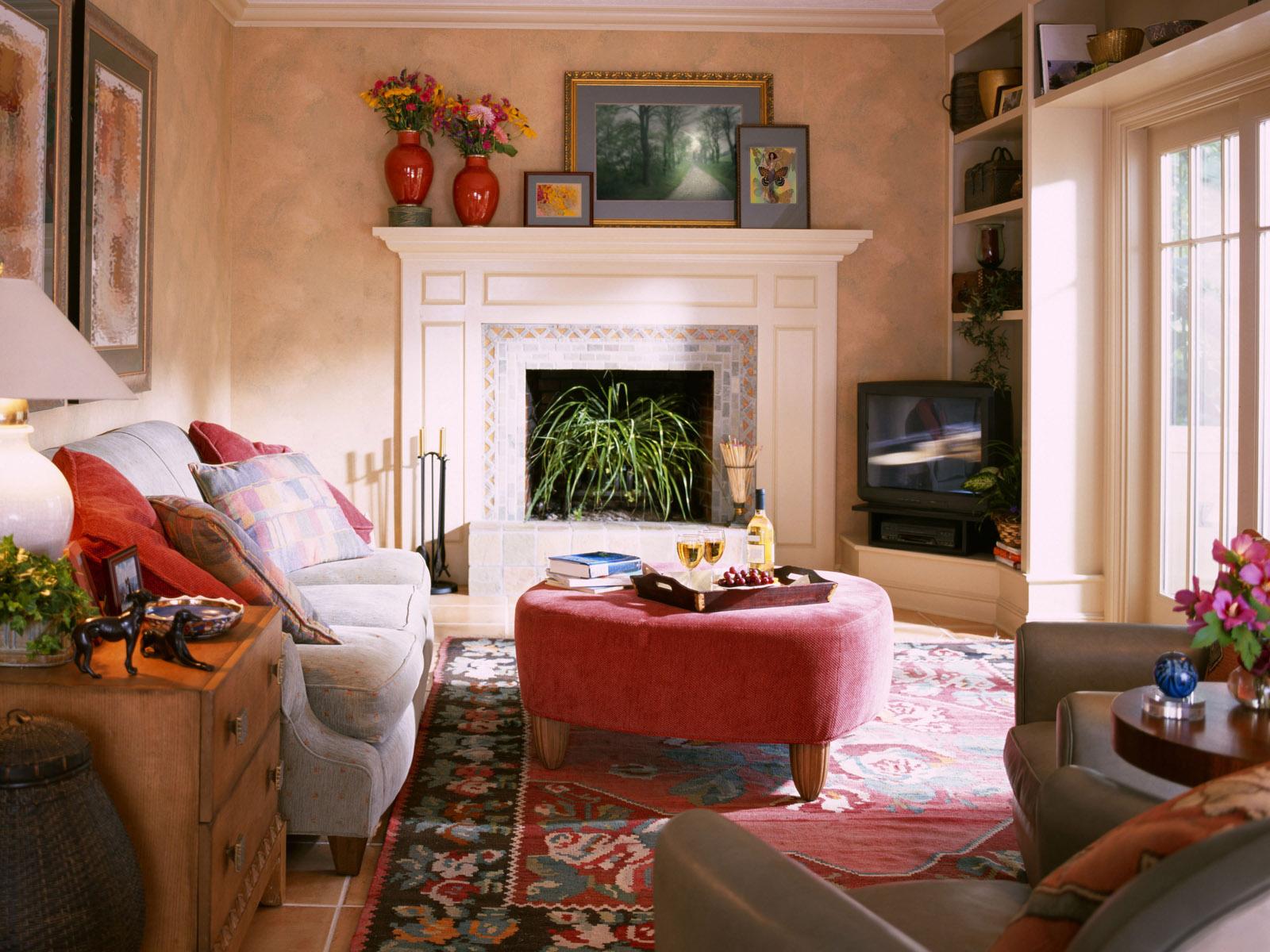 Как сделать уютно комнату