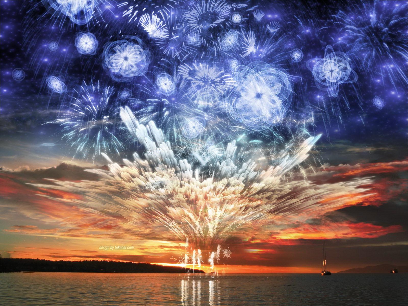 [ประกาศผล] กิจกรรมครั้งที่ 1 By.Giroro  Photoshop_Firework_005243_