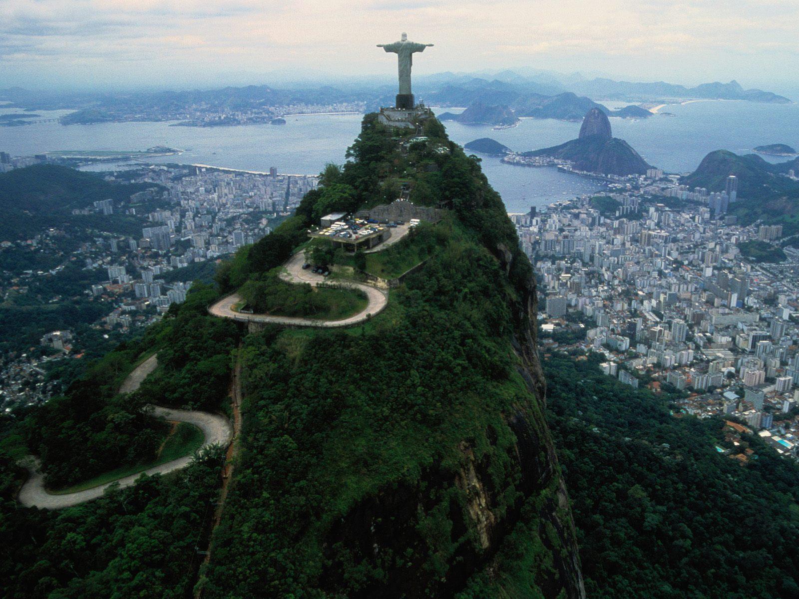 Corcovado - Brasil