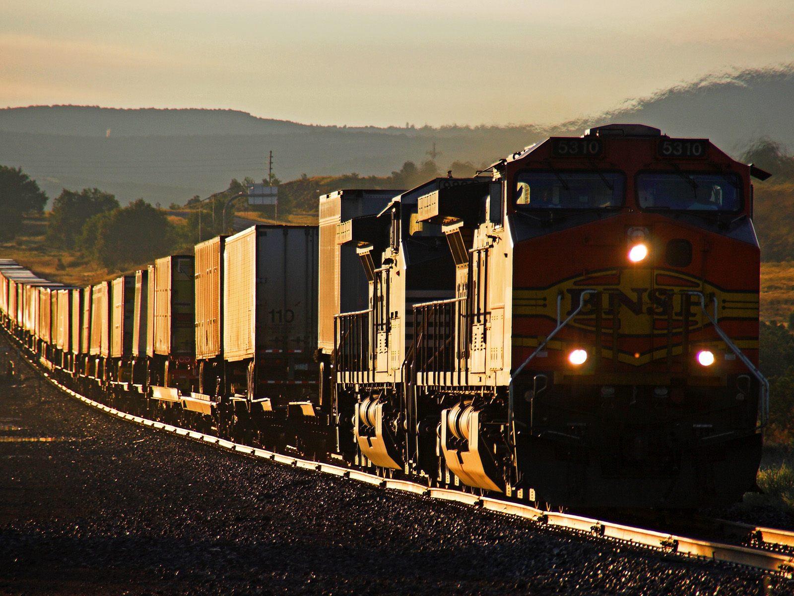 Картинки поезда америки