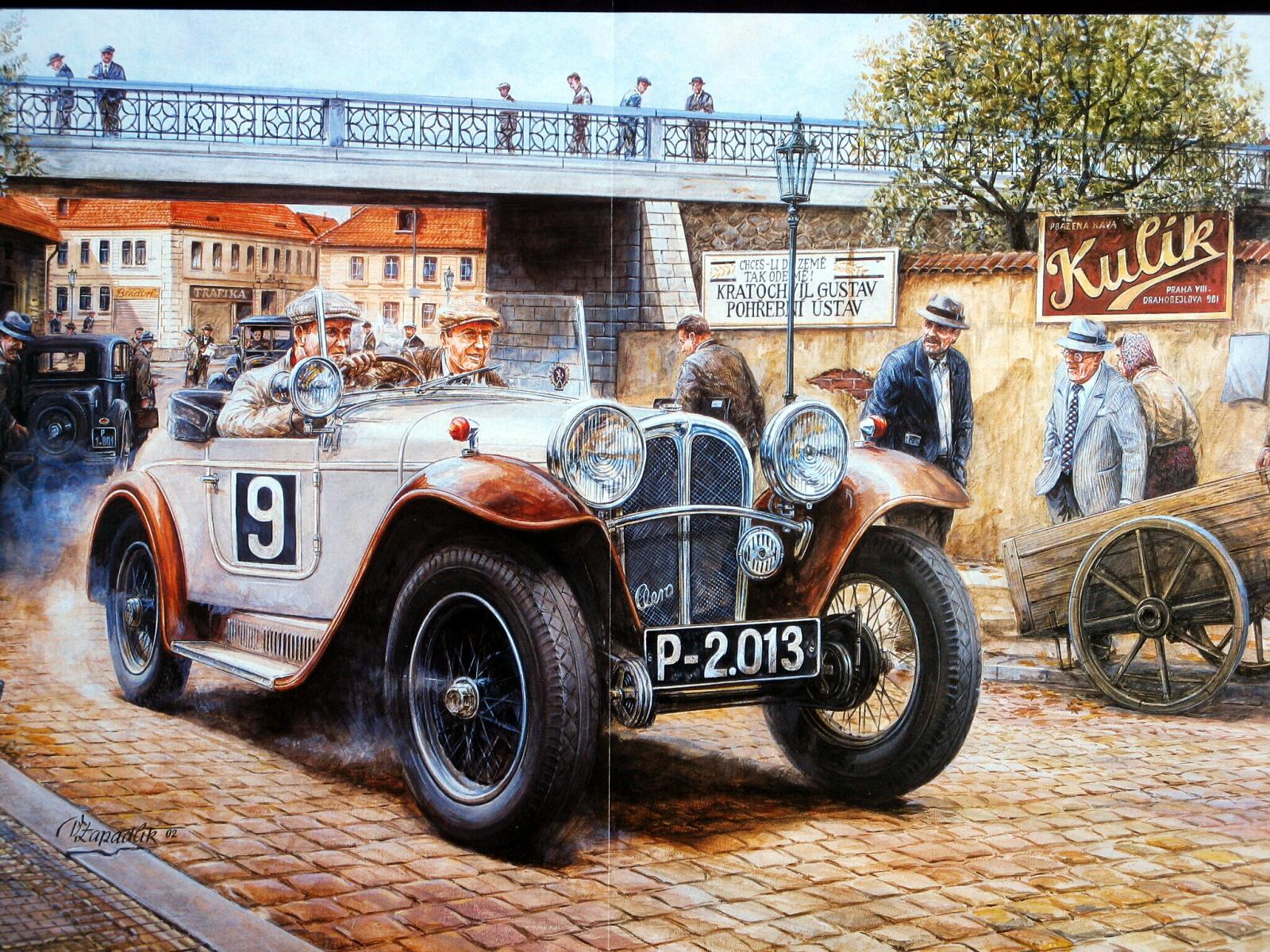 Картинки автомобилей на открытку