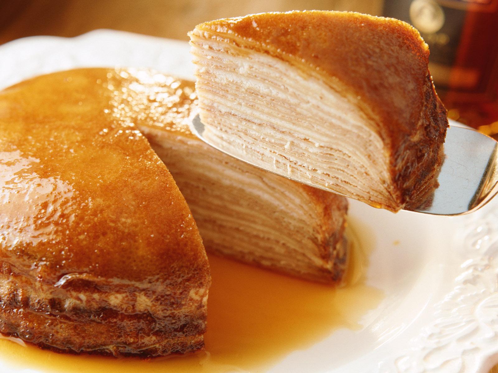 Рецепт слоеного римского пирога