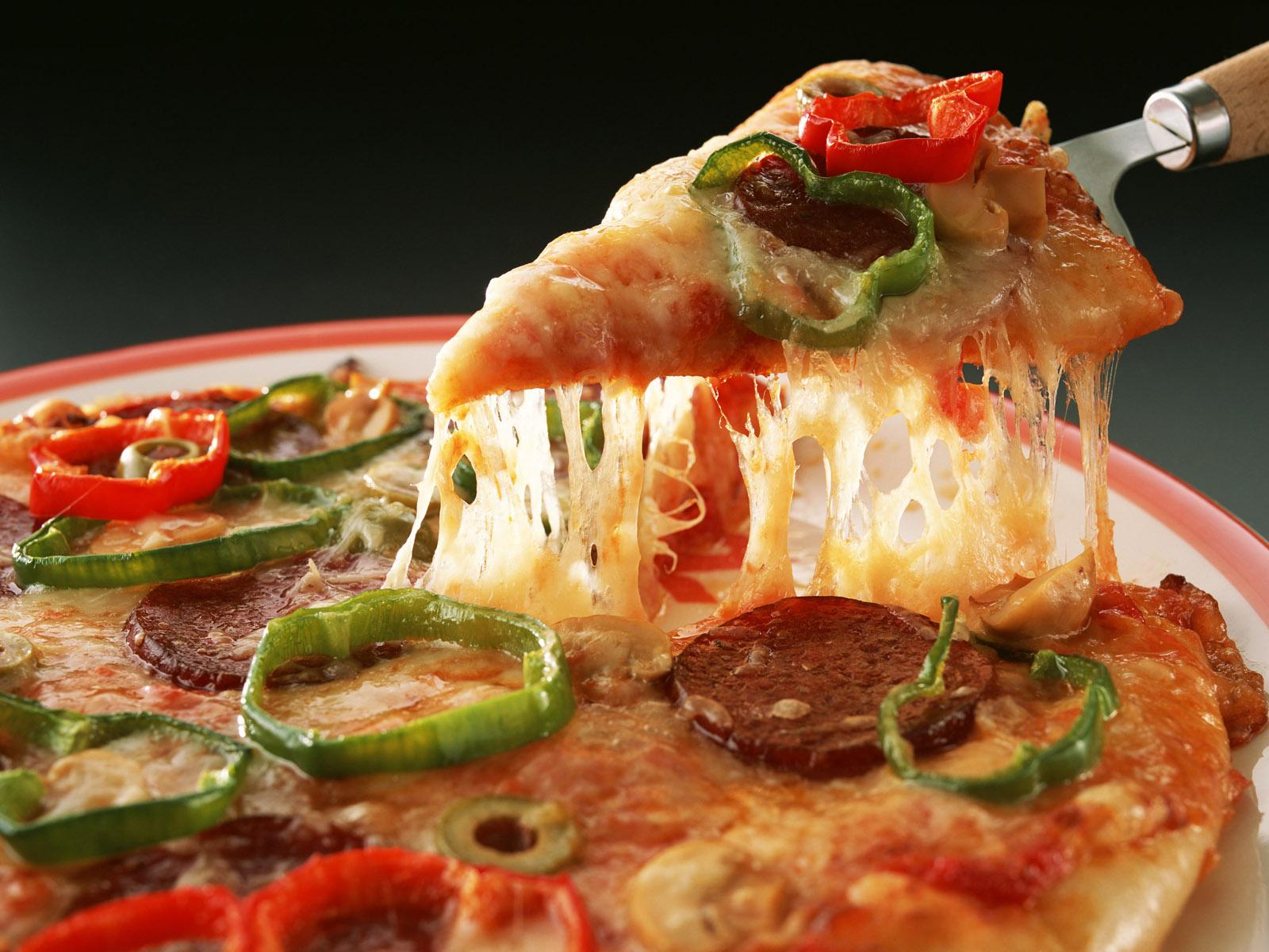 Пицца полезна!