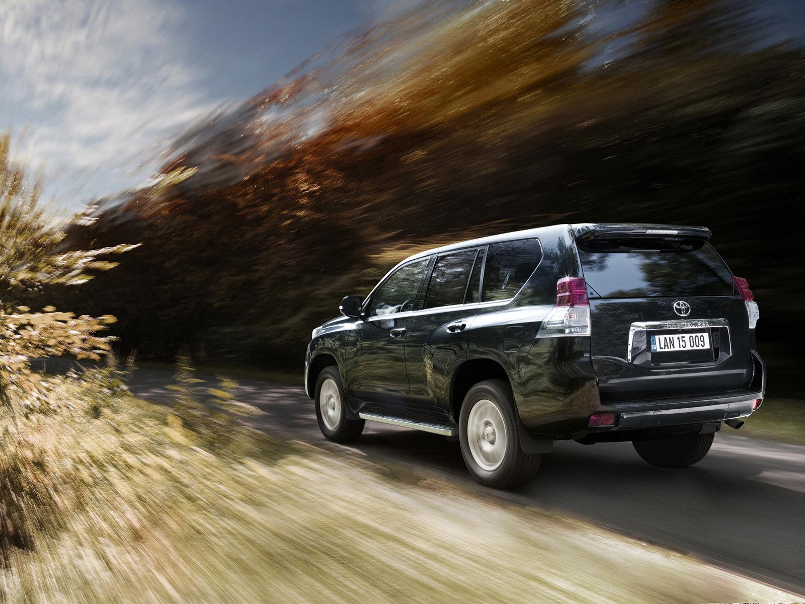 Если говорить о технических характеристиках Toyota Land Cruiser Prado