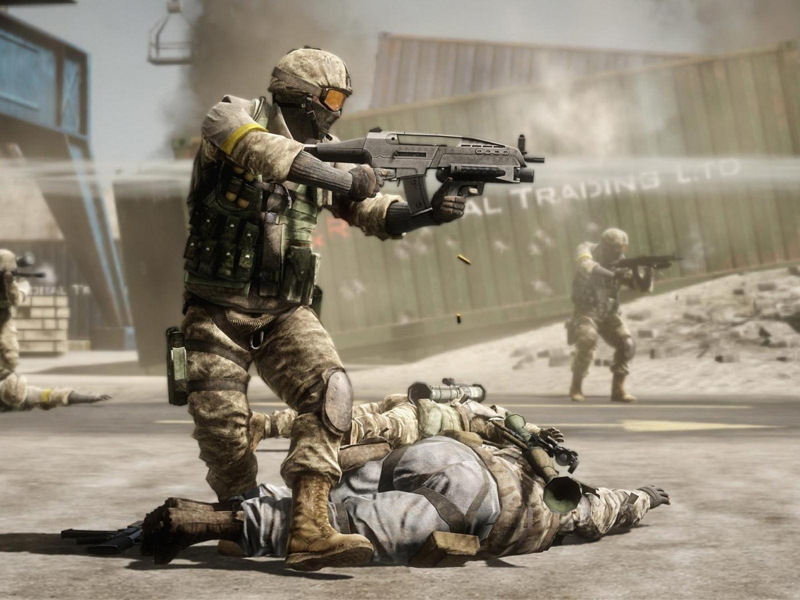 Battlefield Bad Company 2 2010 (ENG) Beta.