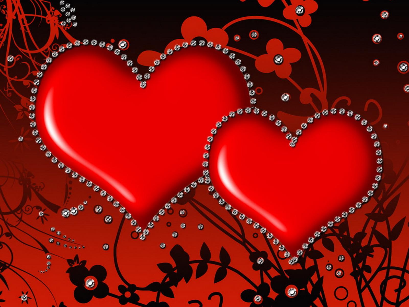 Картинка открытка с сердечком 781