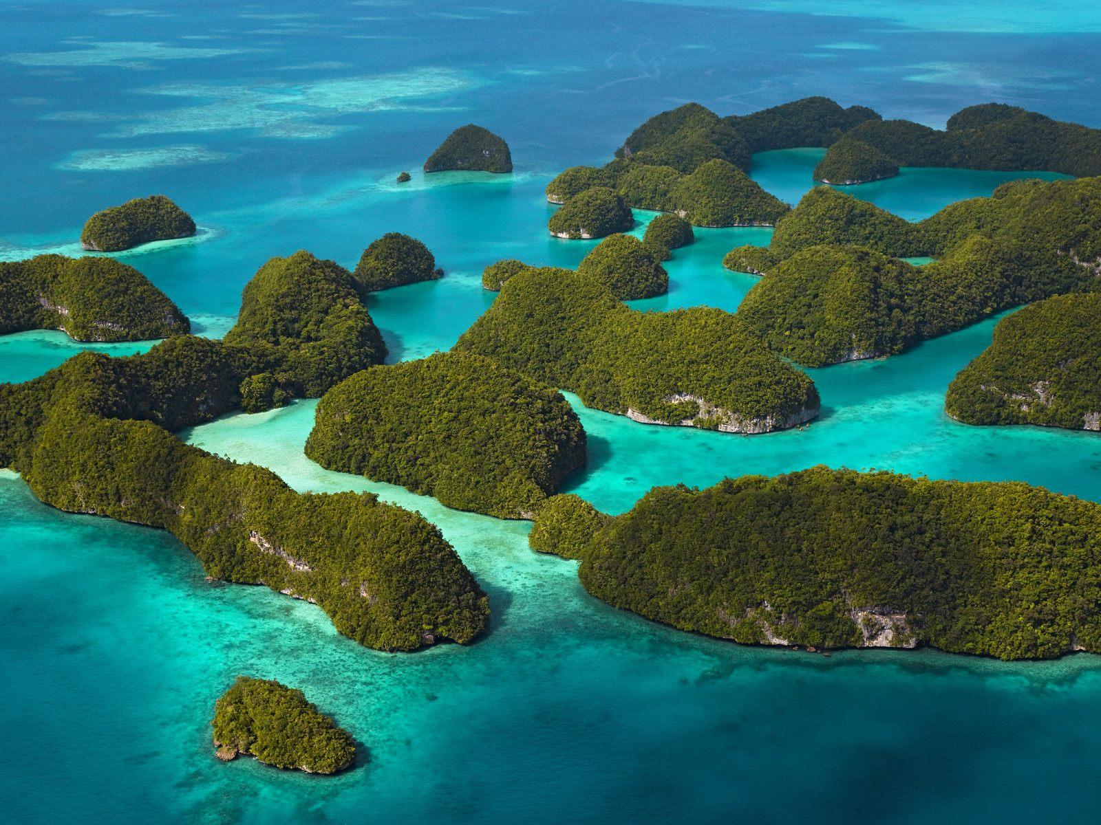 Zastaki.com - Красивые острова