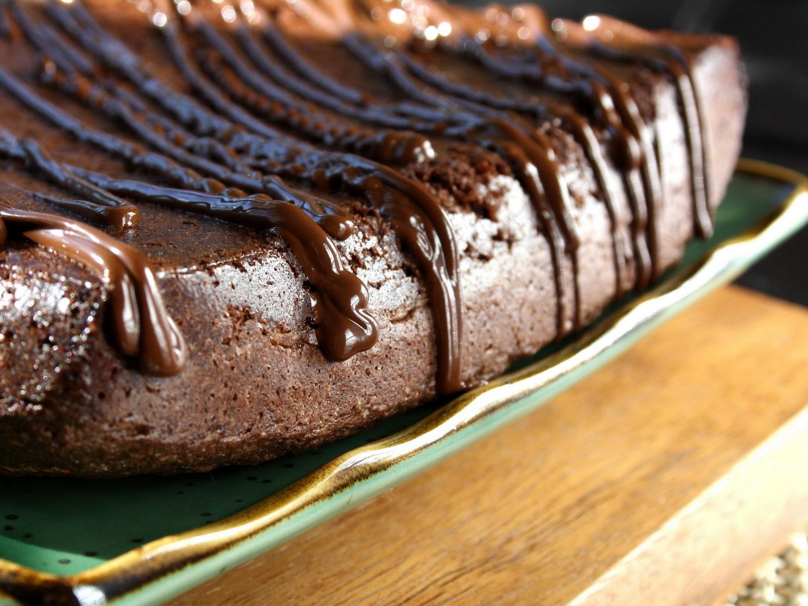 Chocolate cake Desktop wallpapers 1600x1200