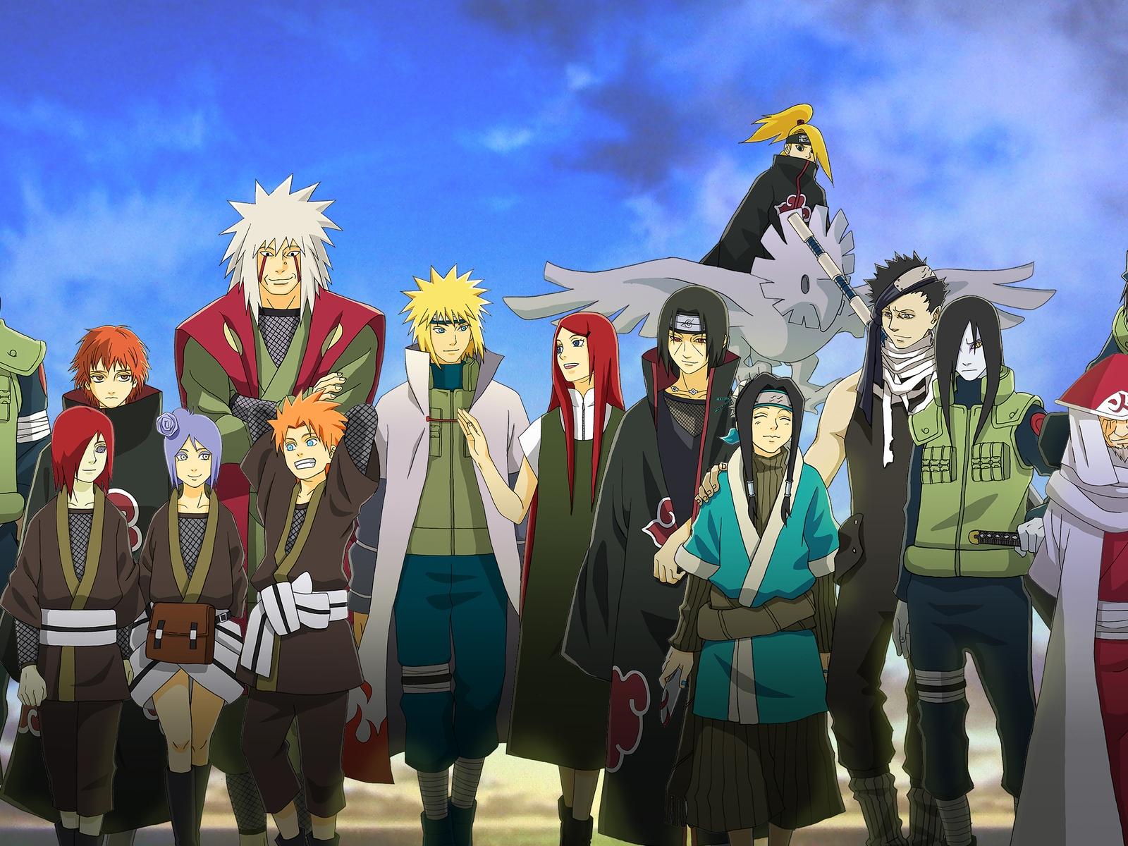 Naruto bando