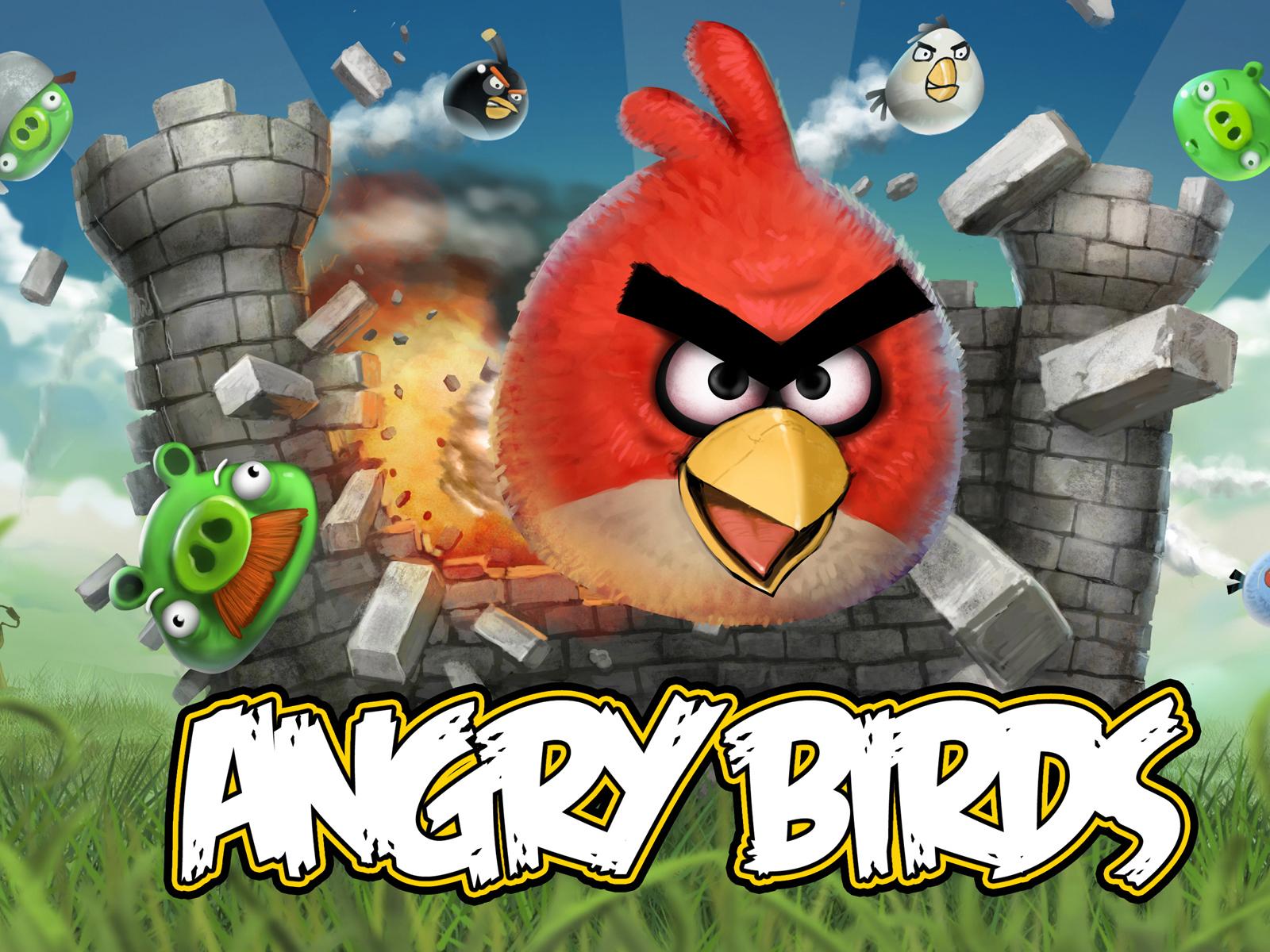 фото злые птички
