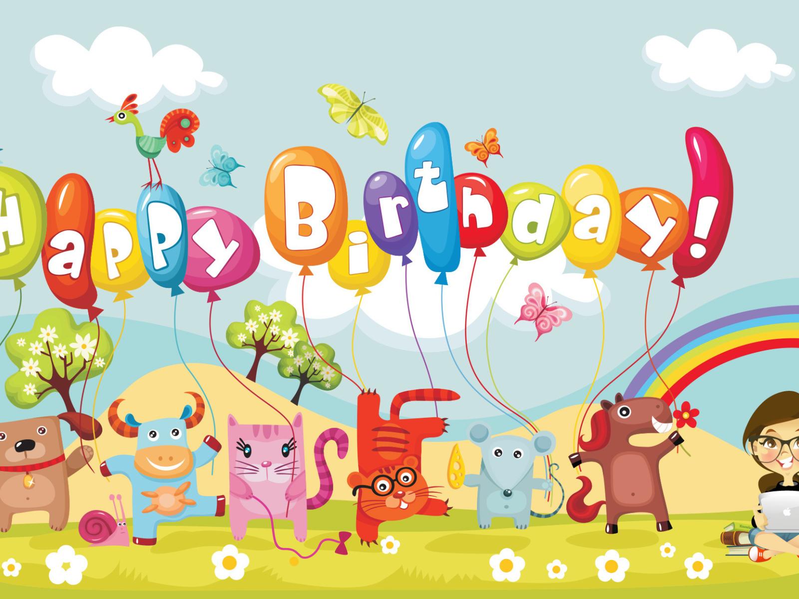 Поздравления на английском с днем рождения коллеге