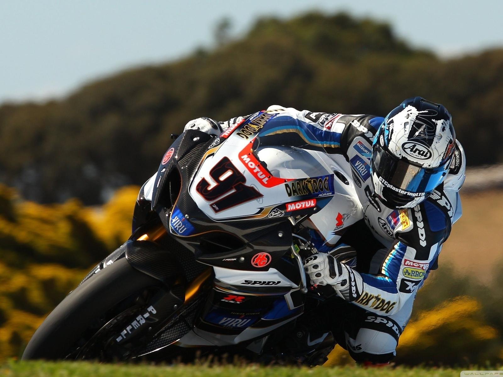 гонки на мотоциклах скорость #13