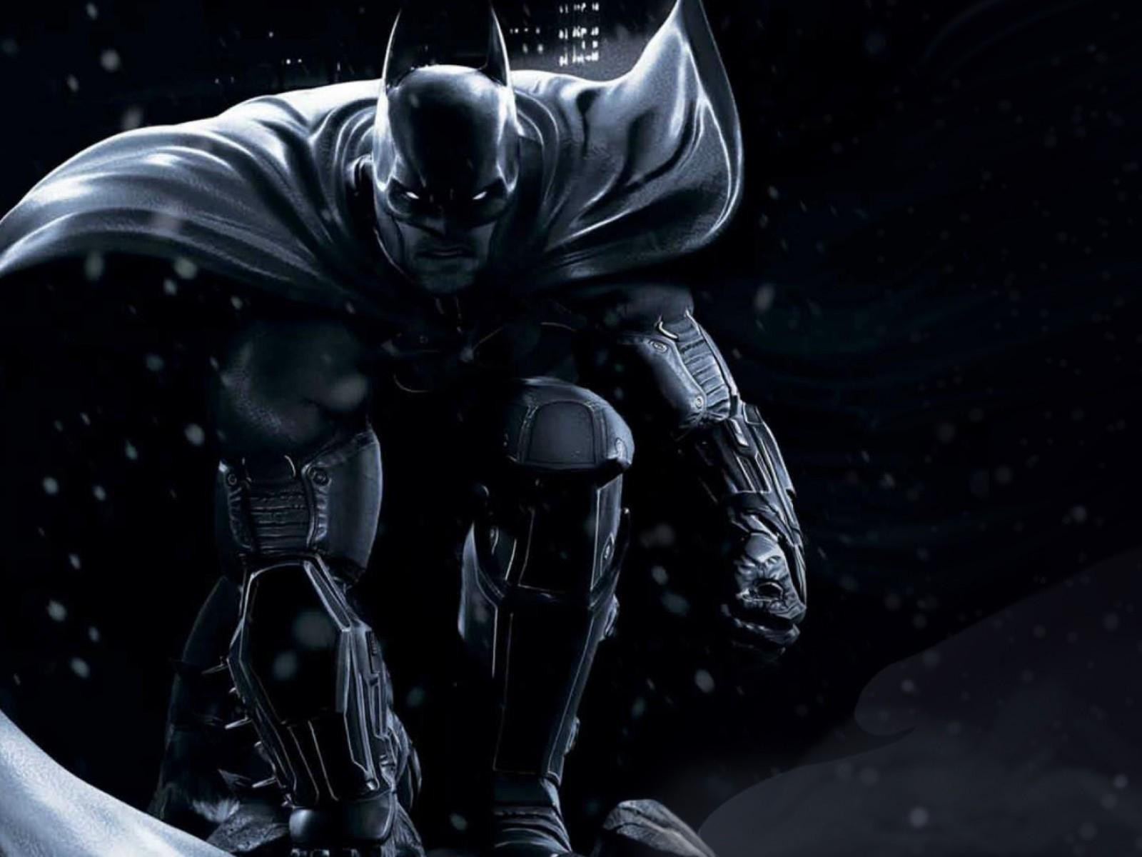 Batman Arkham Origins The Dark Knight Desktop Wallpapers 1600x1200