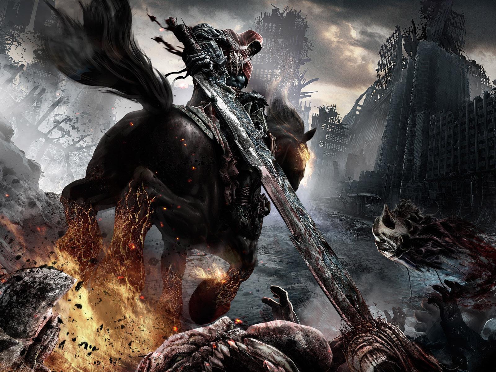 Hero On The Battlefield Final Fantasy Xv Desktop Wallpapers 1600x1200