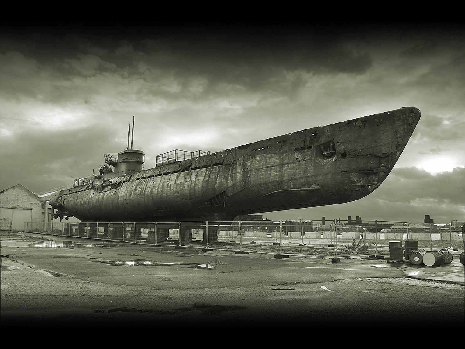 затонувшие подводные лодки рейх