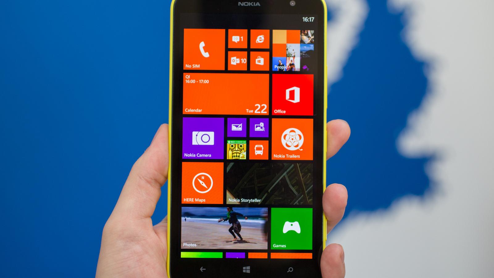 как установить фото обои на nokia lumia 630