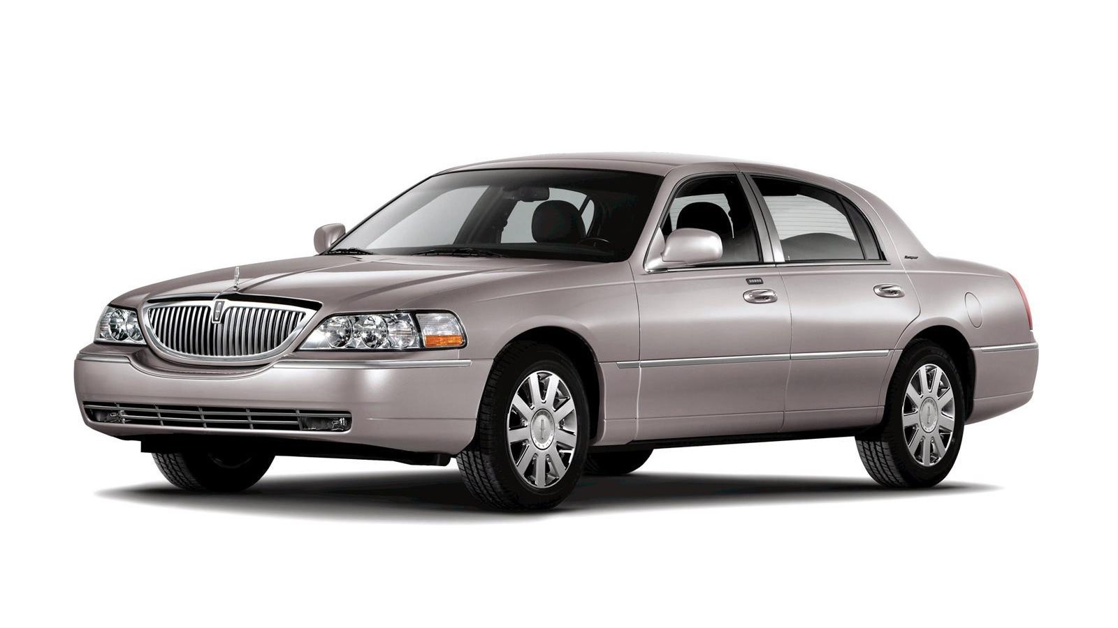 Lincoln town car руководство