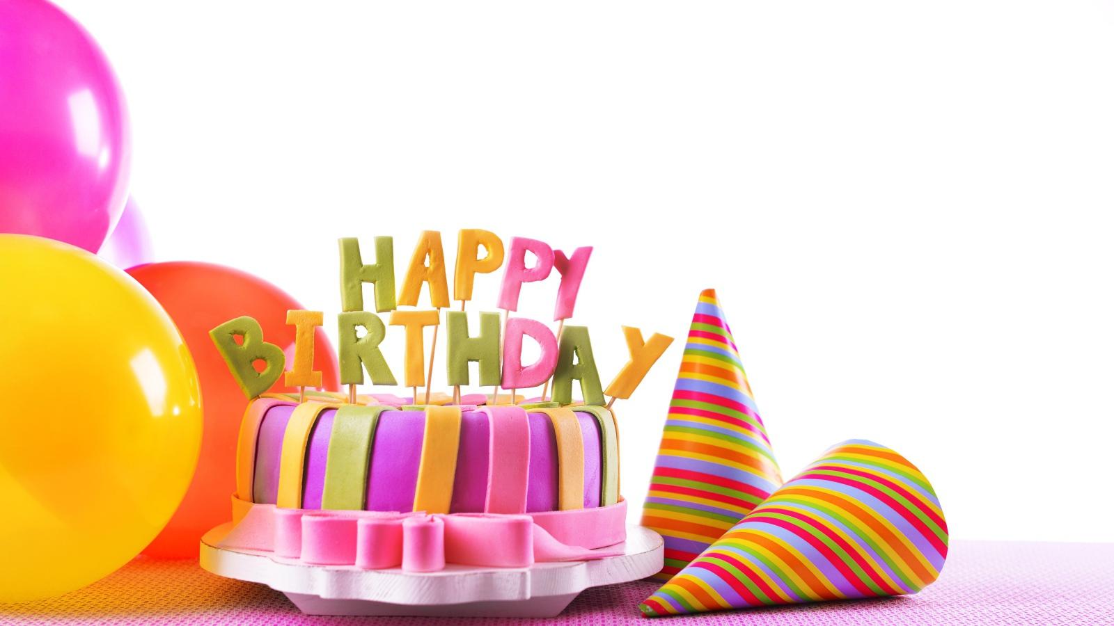 Открытки с день рождения на рабочий стол