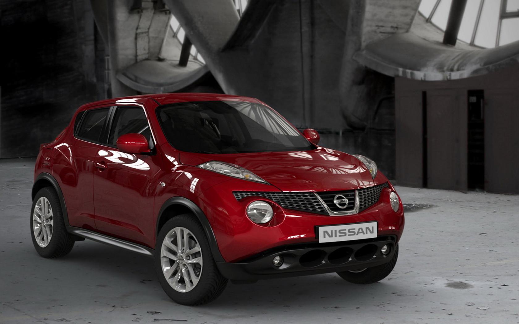 Nissan - Nissan Juke in