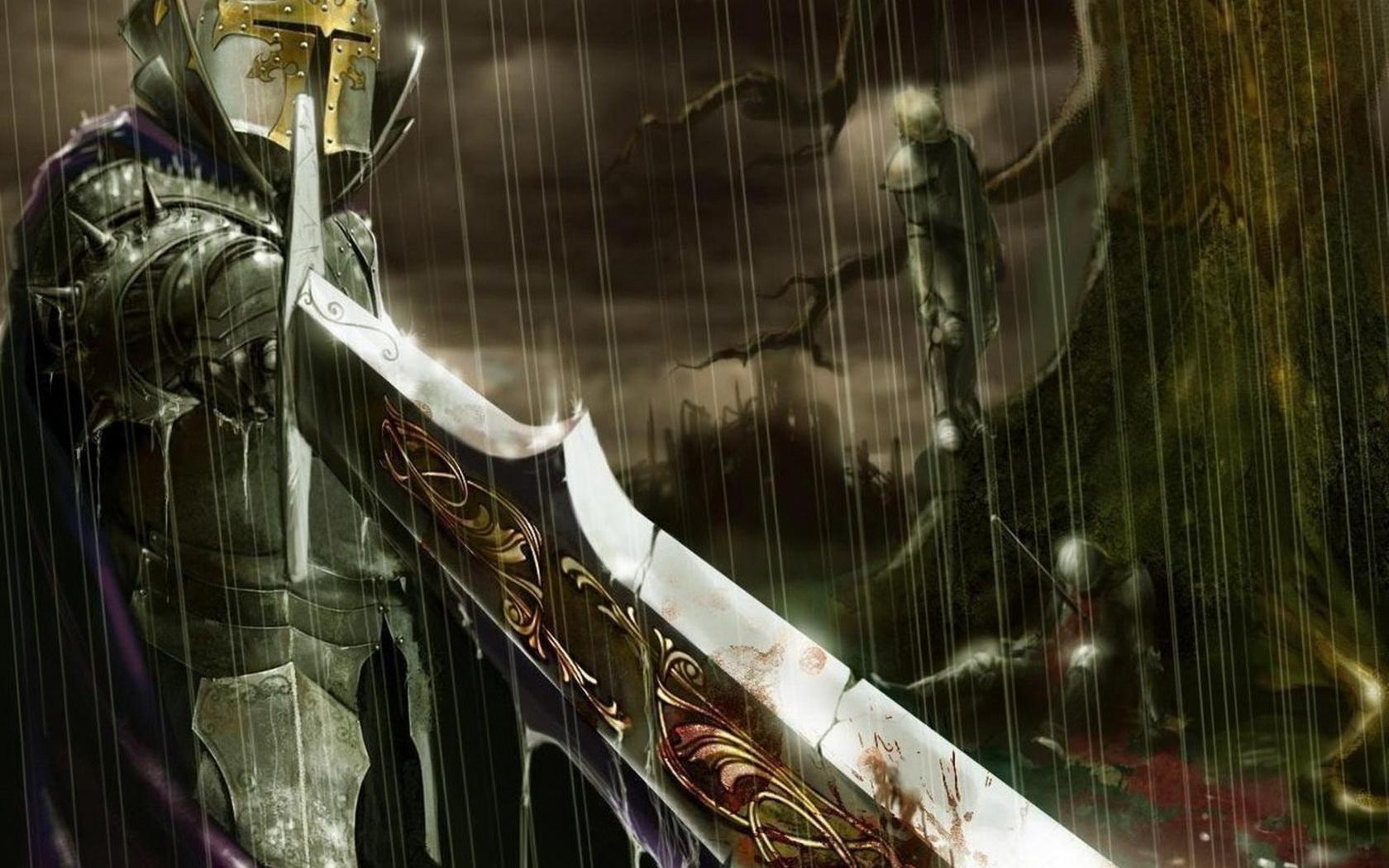 Zastaki.com - Кровавый рыцарь