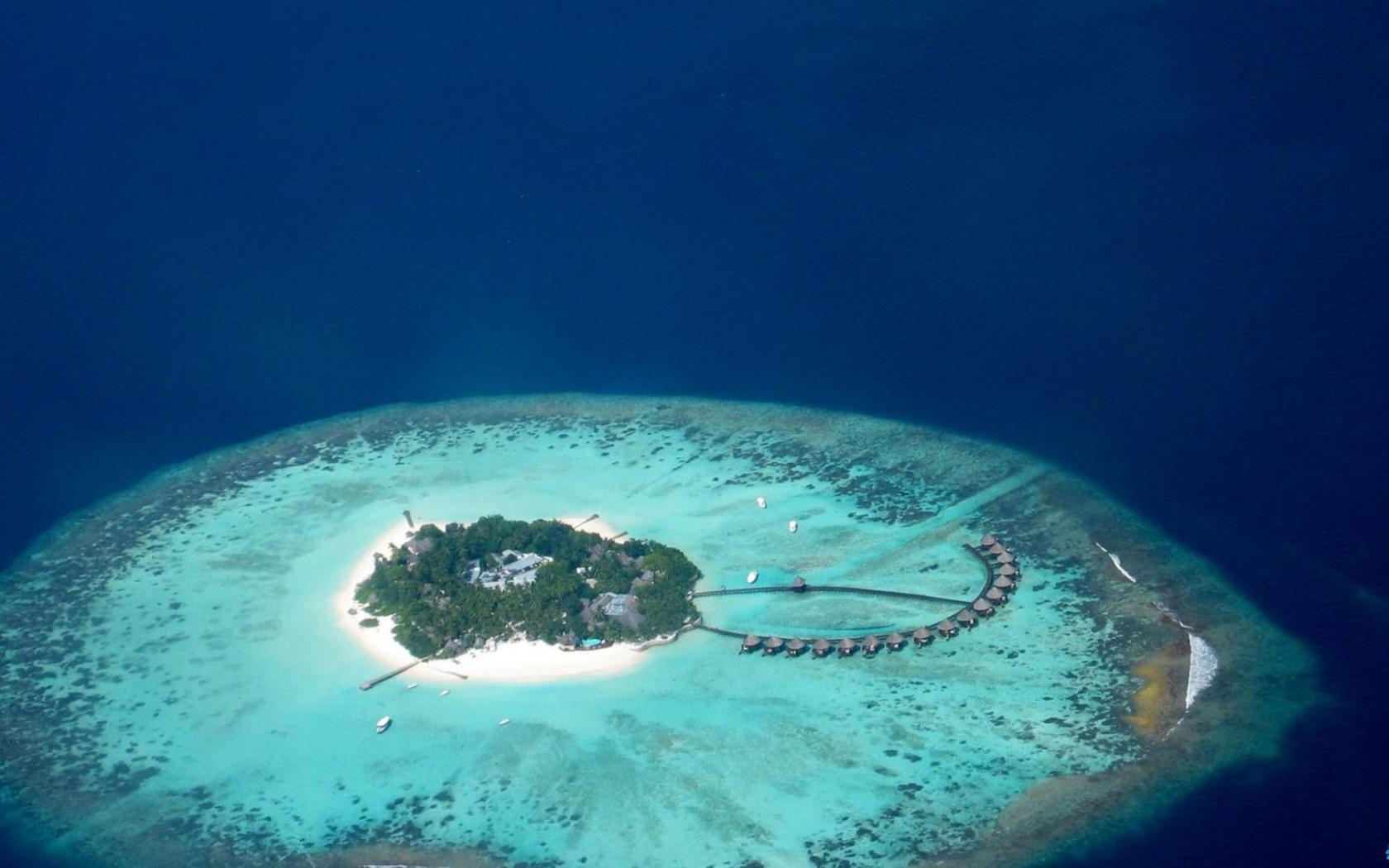 maldives desktop wallpapers 1680x1050 - photo #5