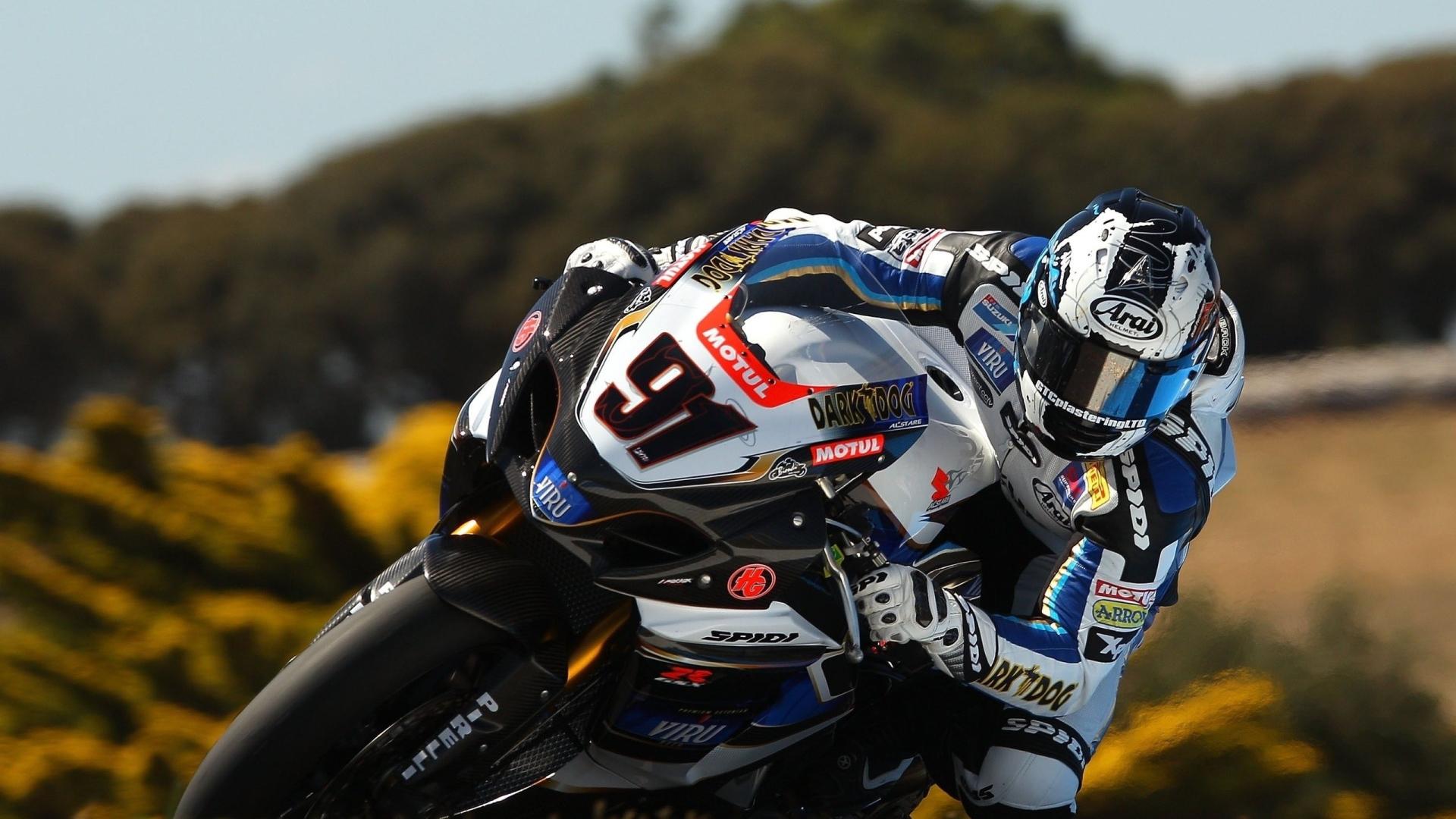 гонки на мотоциклах скорость #10