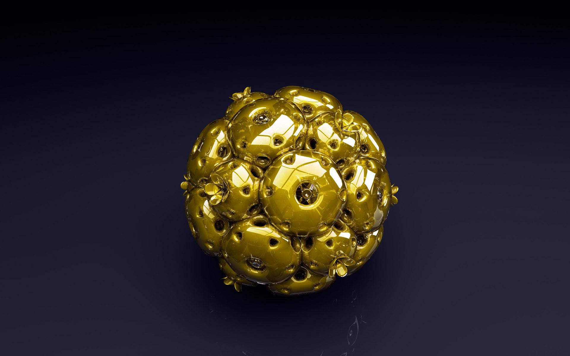 остался картинки с золотыми шарами займёт пару