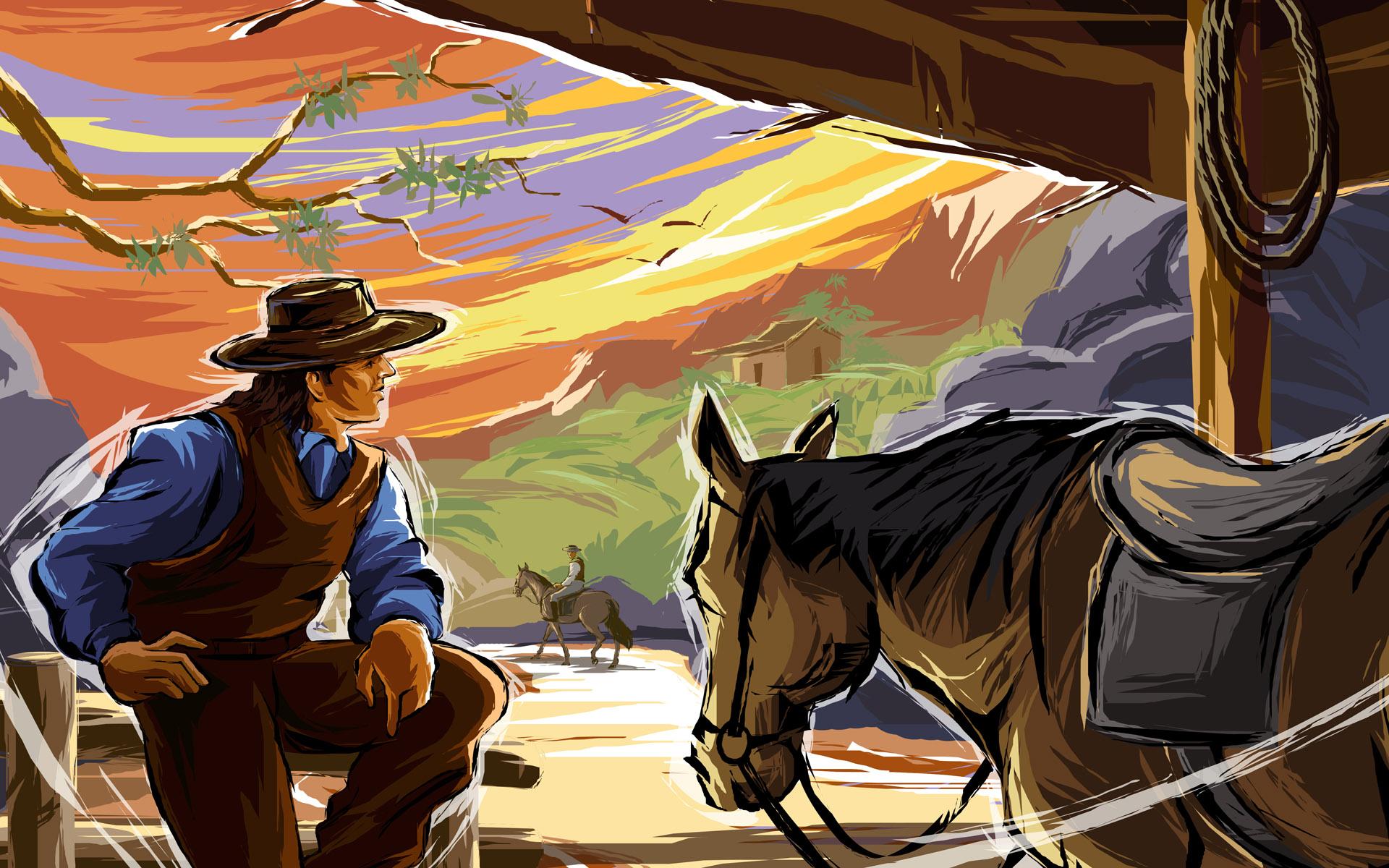 wild west wallpaper - photo #37