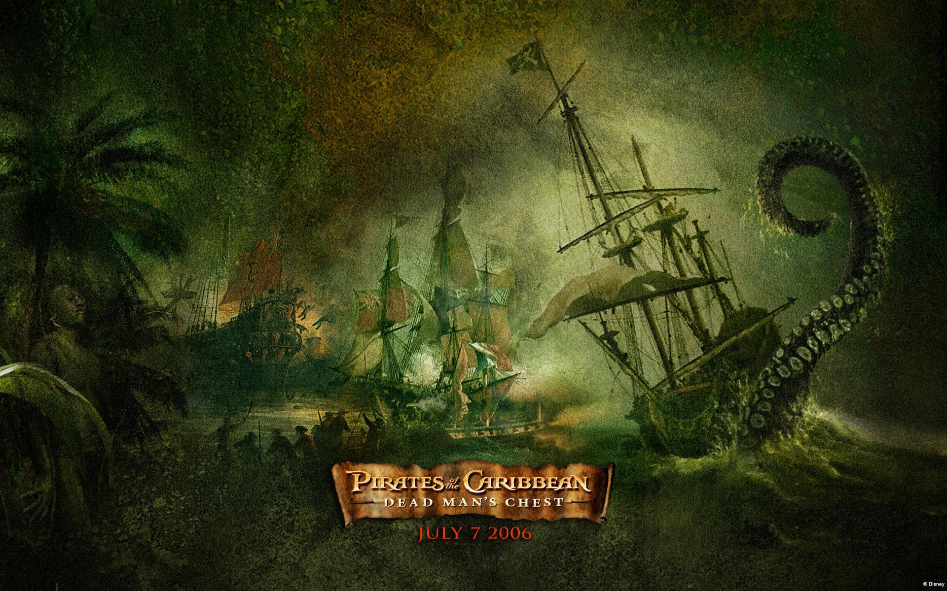 Пираты карибского моря обои фото