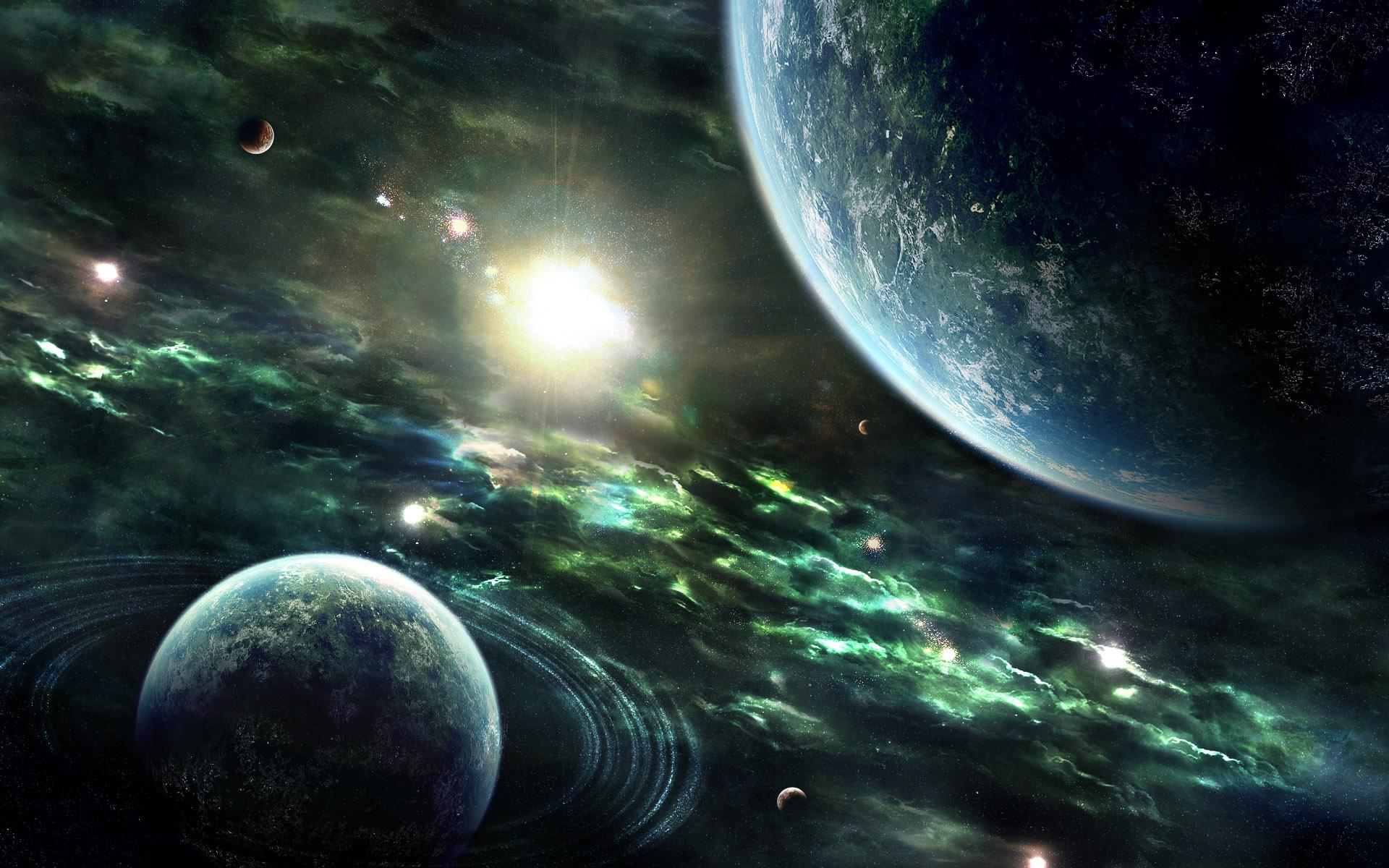 sci fi planet wallpaper - photo #36