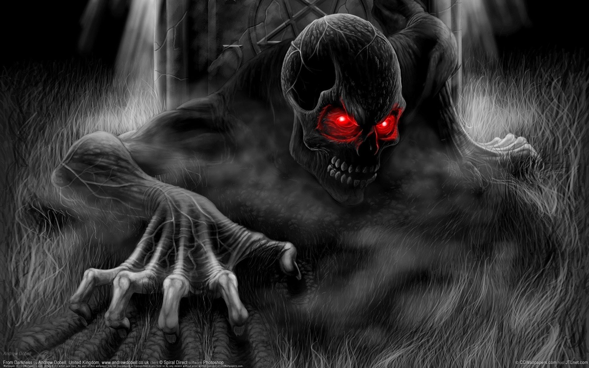 Сатана крутые картинки