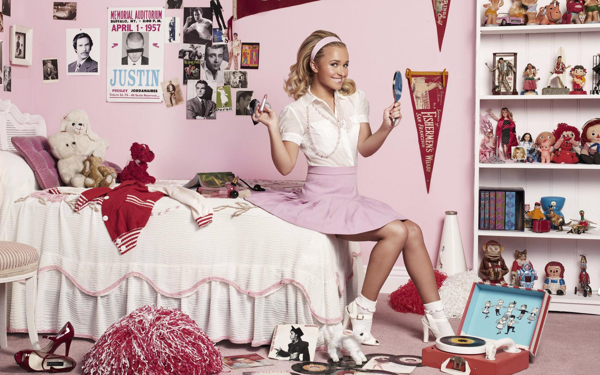 【ピンク色】お洒落可愛い♡PCデスクトップ 無料壁紙【ガーリー系大量】【女子向け】