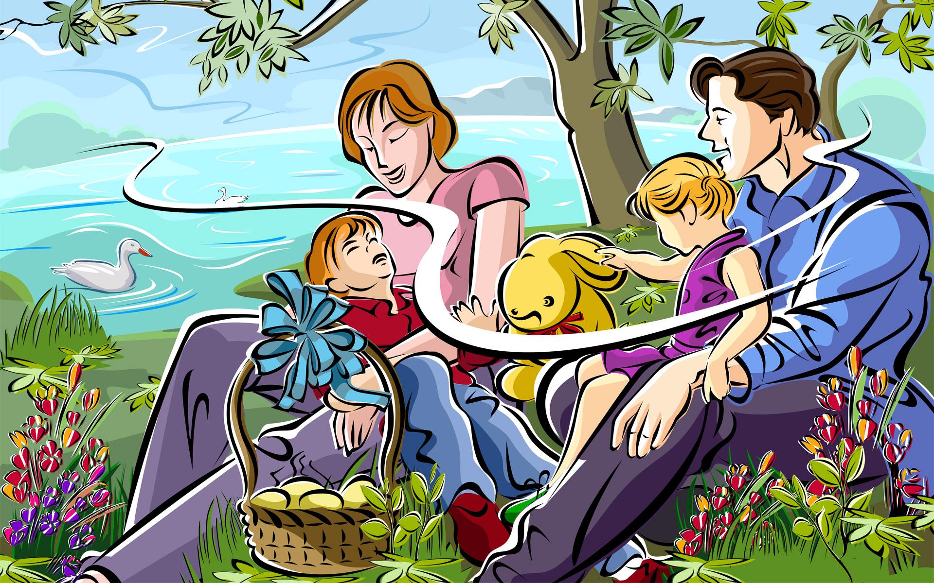 Картинки на тему отдых дома