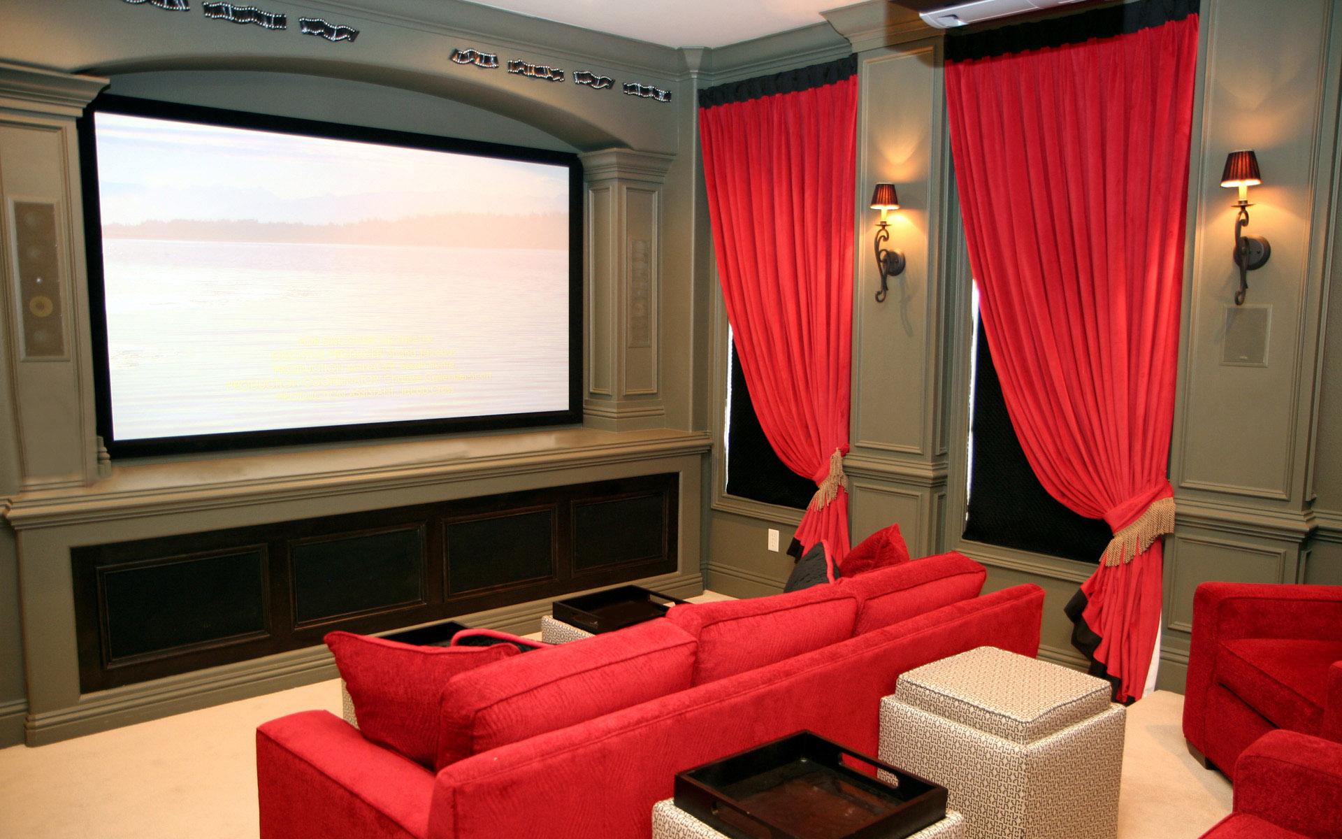 обои для гостиной под домашний кинотеатр фото сниматься форменной одежде