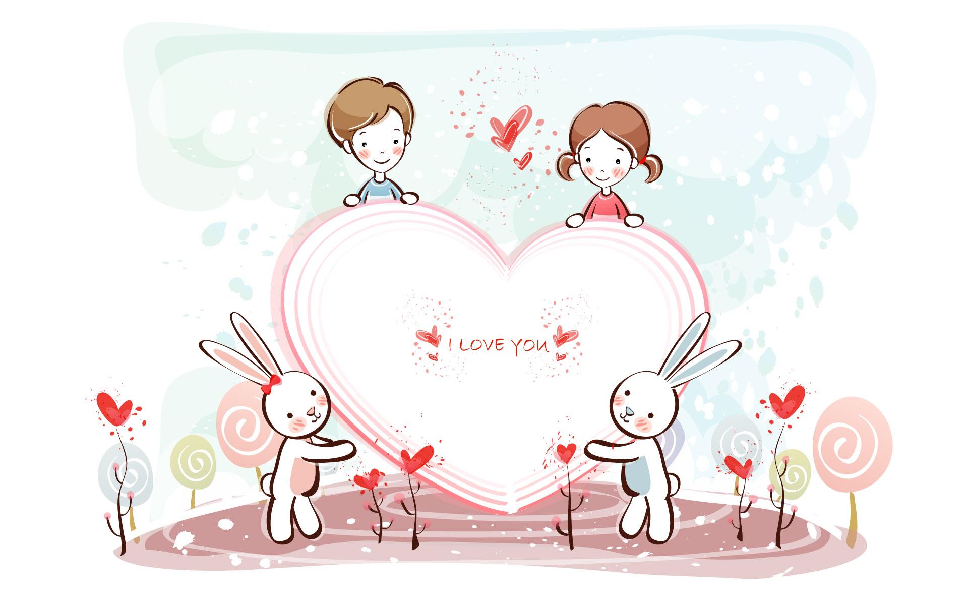 Приятных слов, милые картинки с днем святого валентина