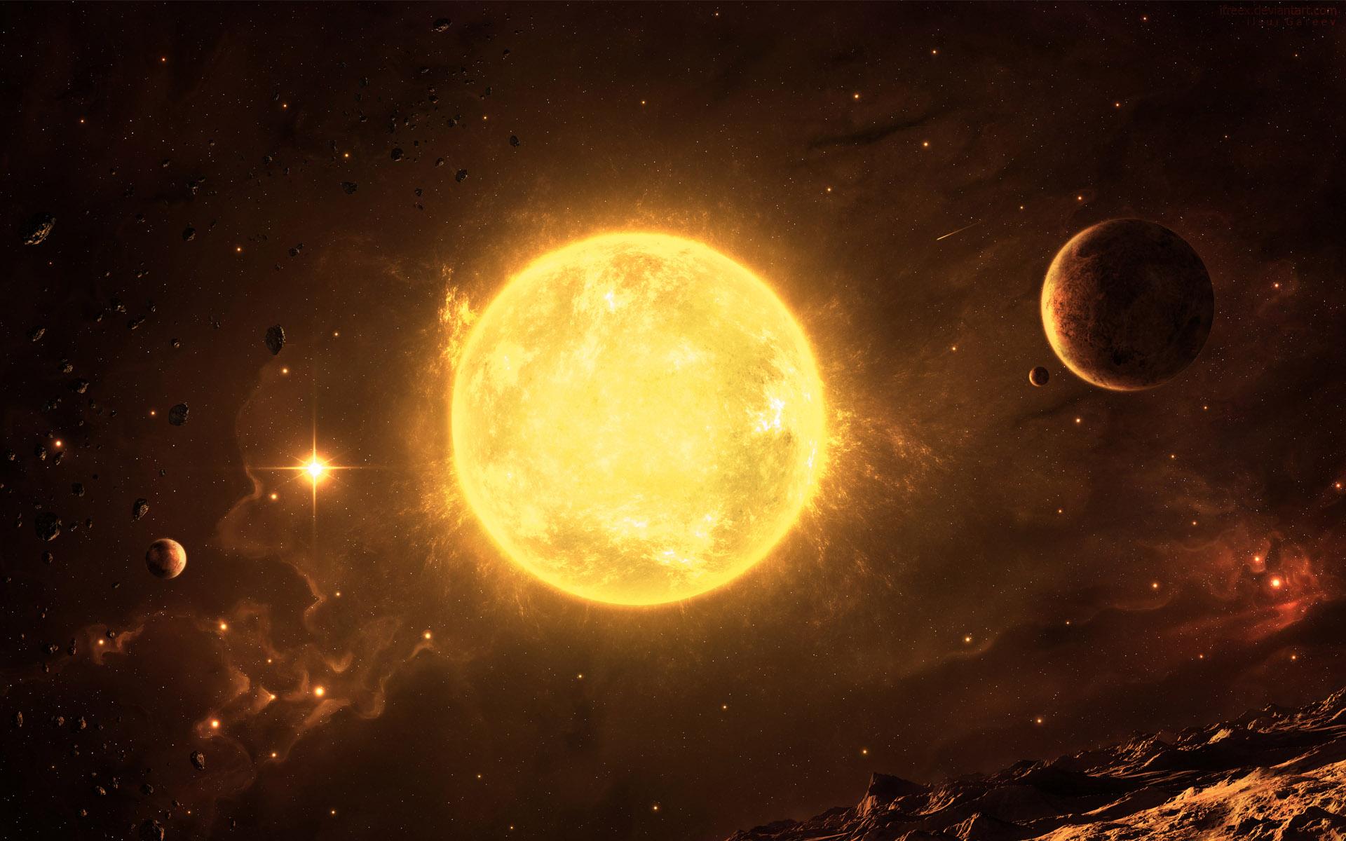 Метро, картинки на тему солнце