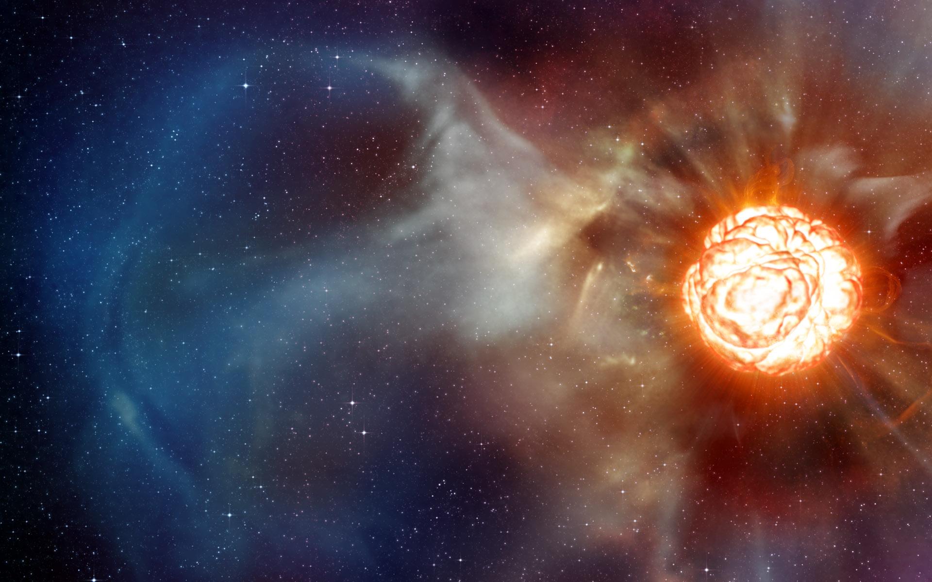 supernova type la - HD1920×1200