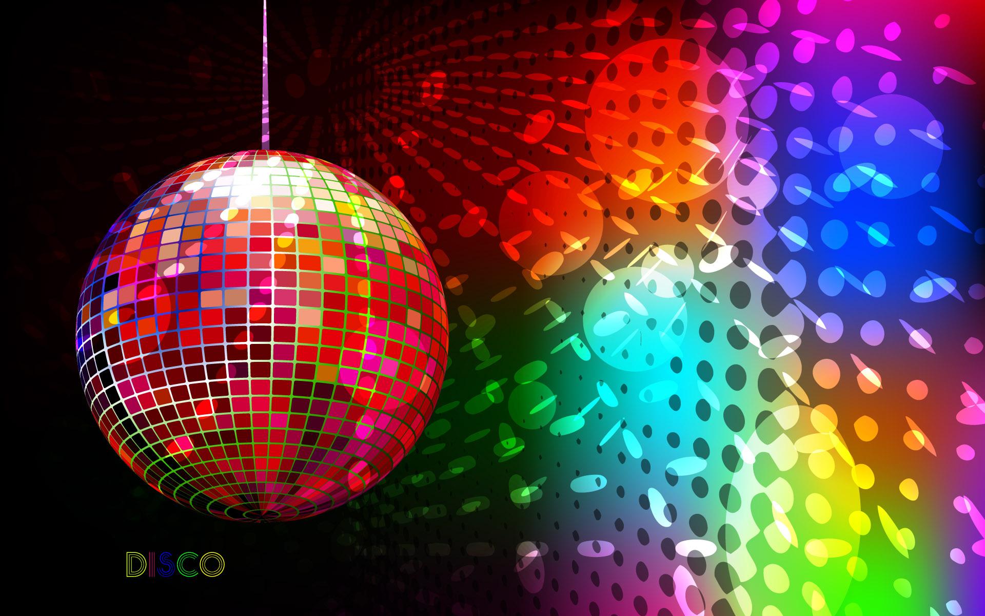 3d disco wallpaper - photo #2