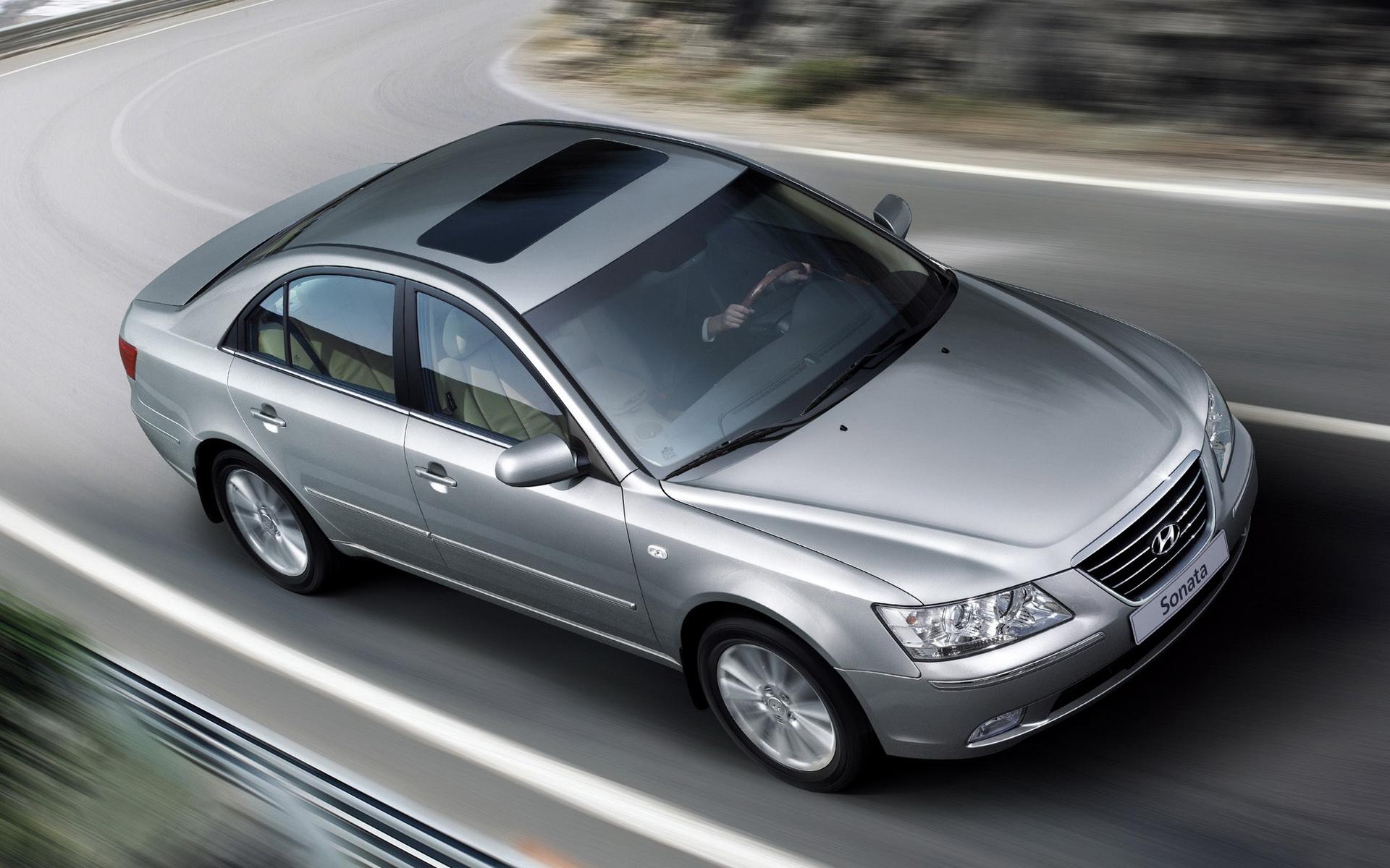 Hyundai sonata v (nf)