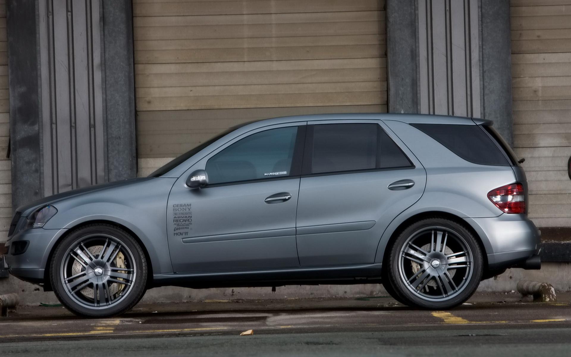 Parotech mercedes benz ml 500 uranium wallpapers and for Mercedes benz ml 500