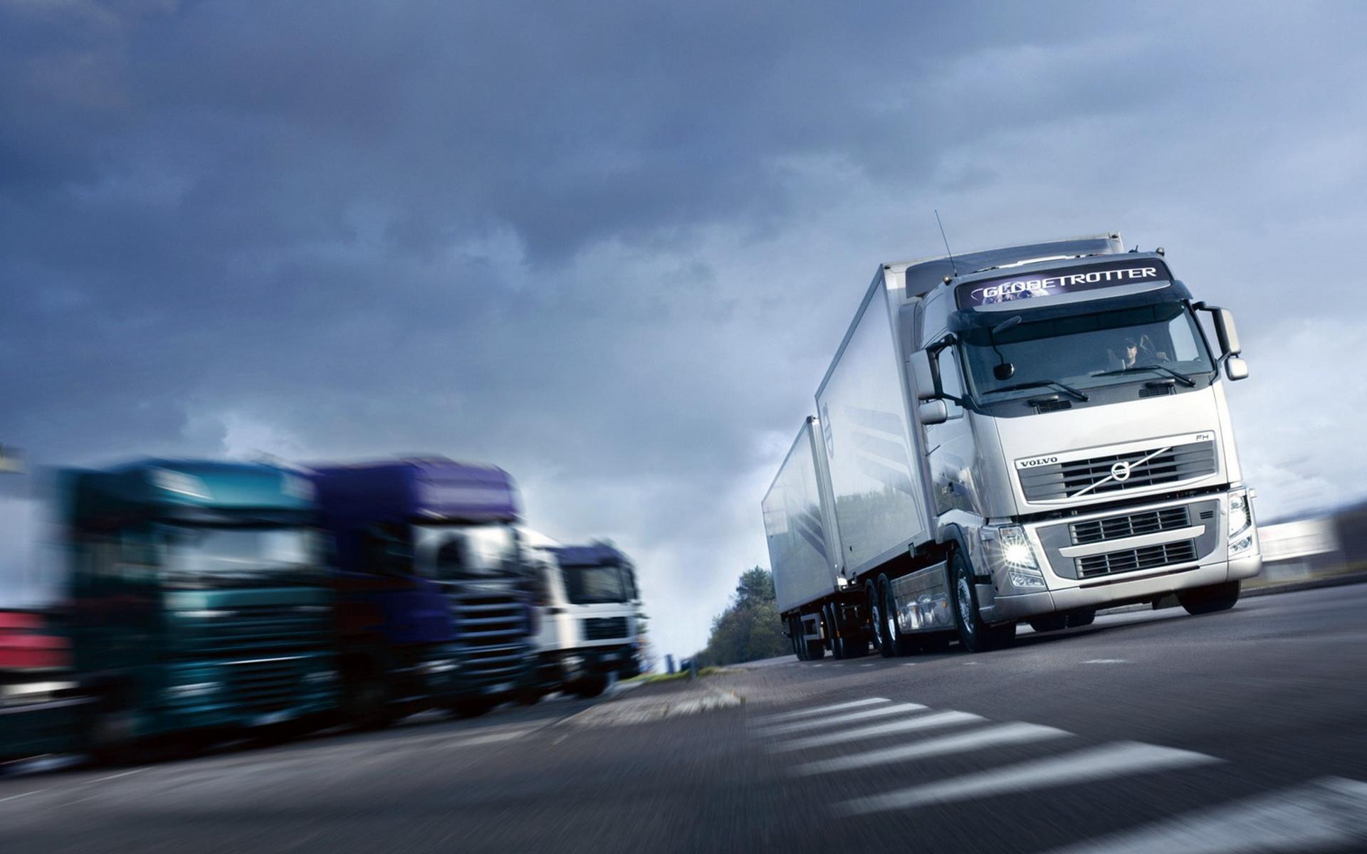 Volvo Trucks 2014 Wallpaper