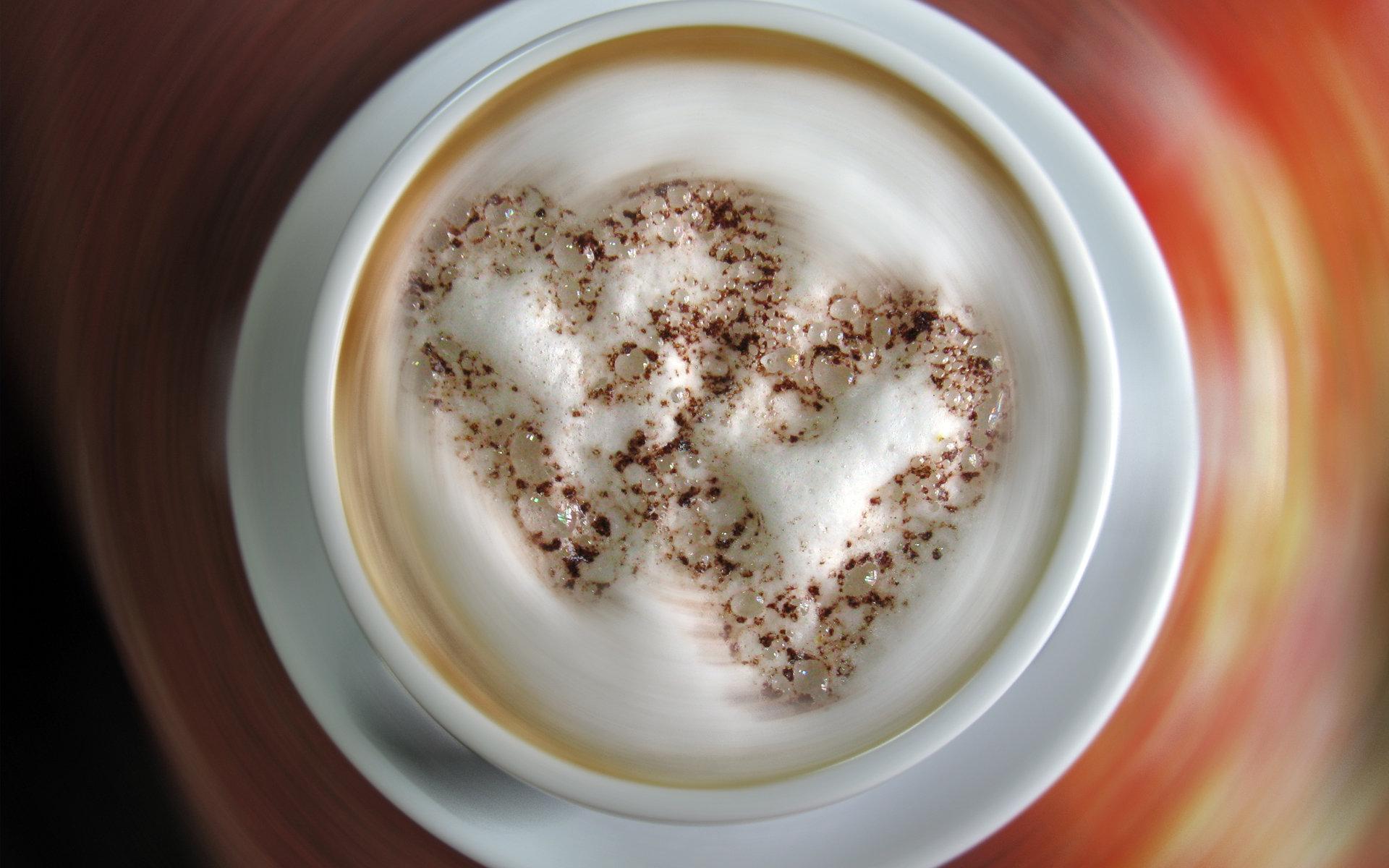 карта чашка кофе и сердце картинки помощью шариковой ручки