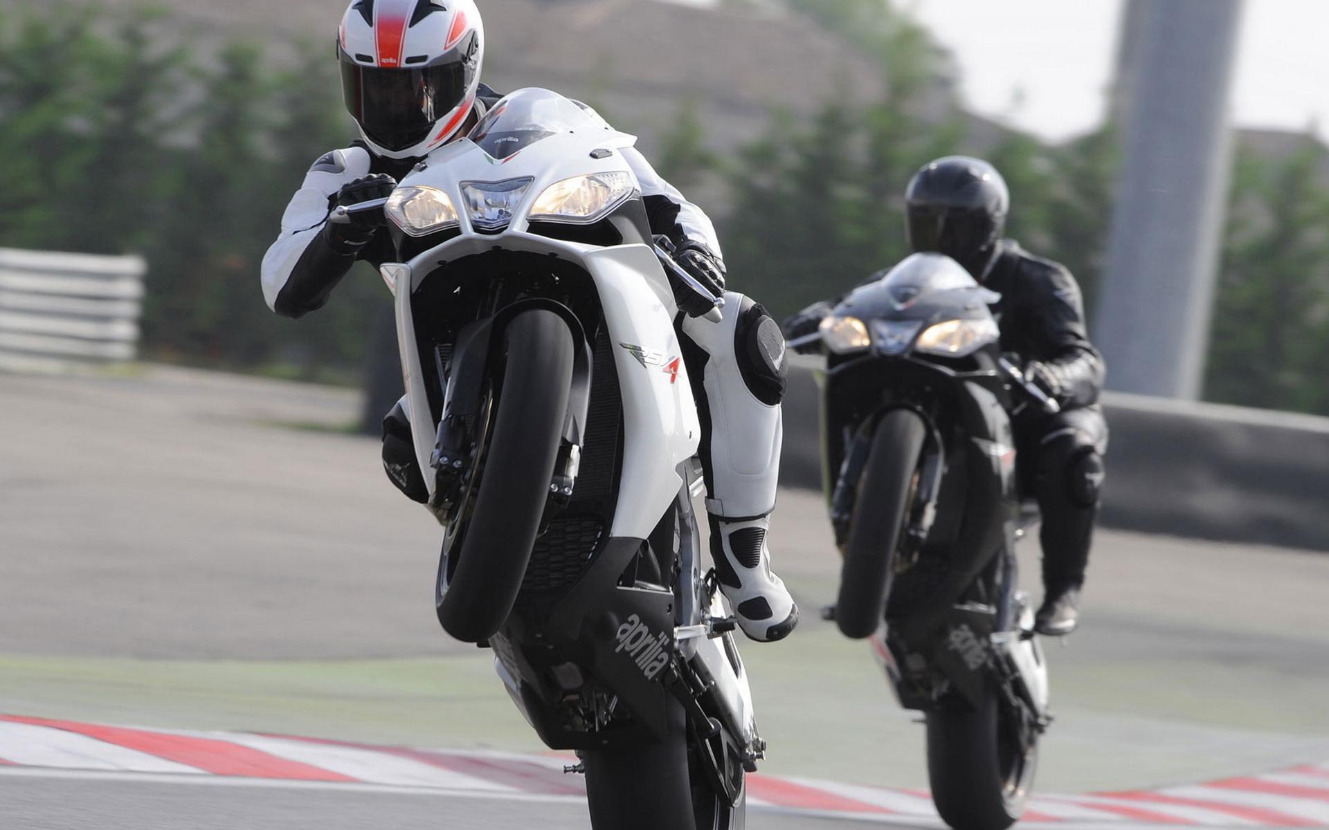 большое переднее колесо на мотоцикл #10