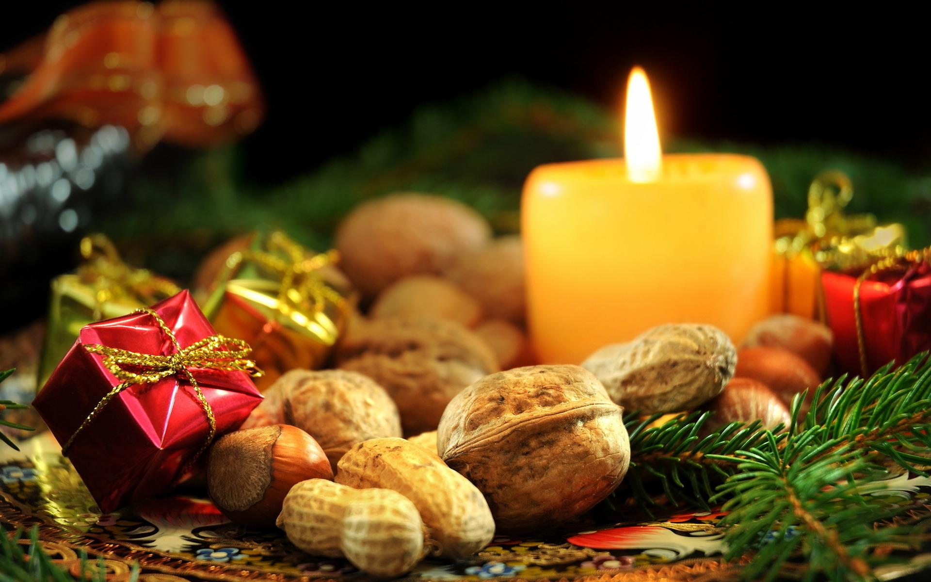 Красивые картинки новый год и рождество на рабочий стол