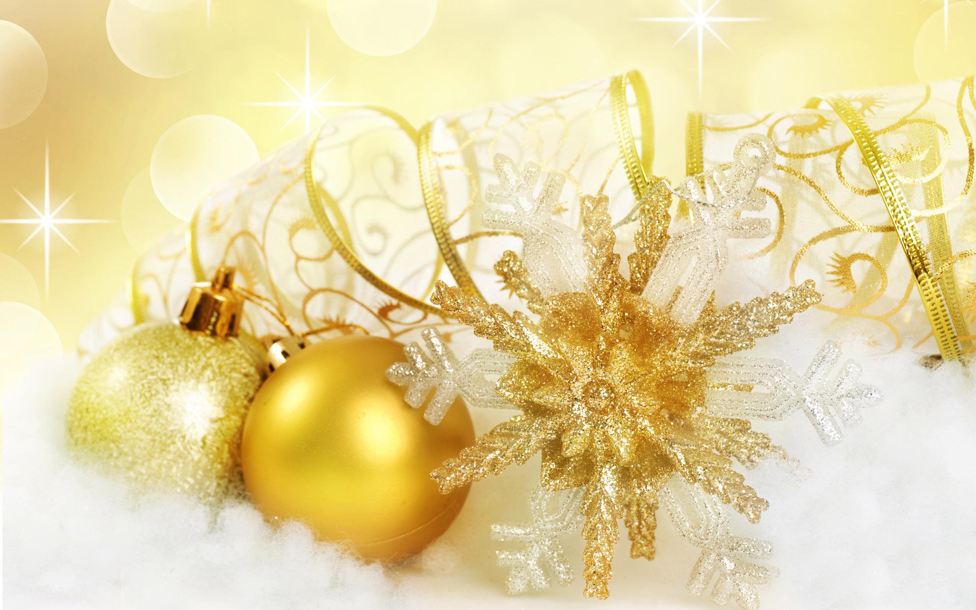 Обои зима новый год 2011 — скачать обои