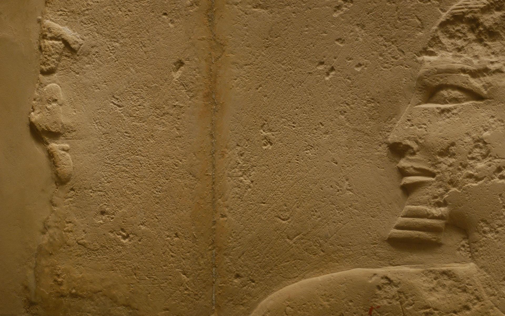 Обои египет, фараон, песок для рабочего стола - картинка #17487