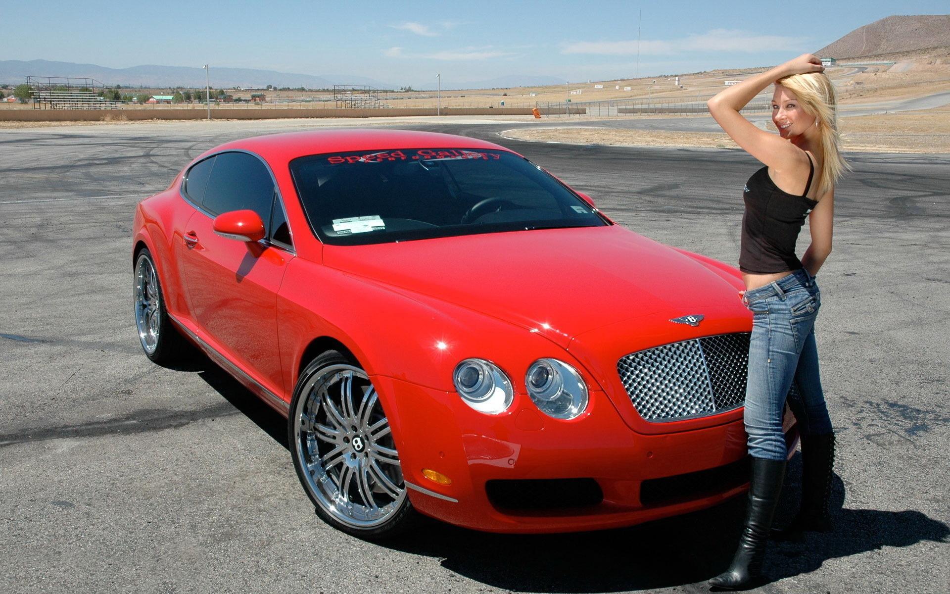 Bentley Continental Gt Speed Ridingirls