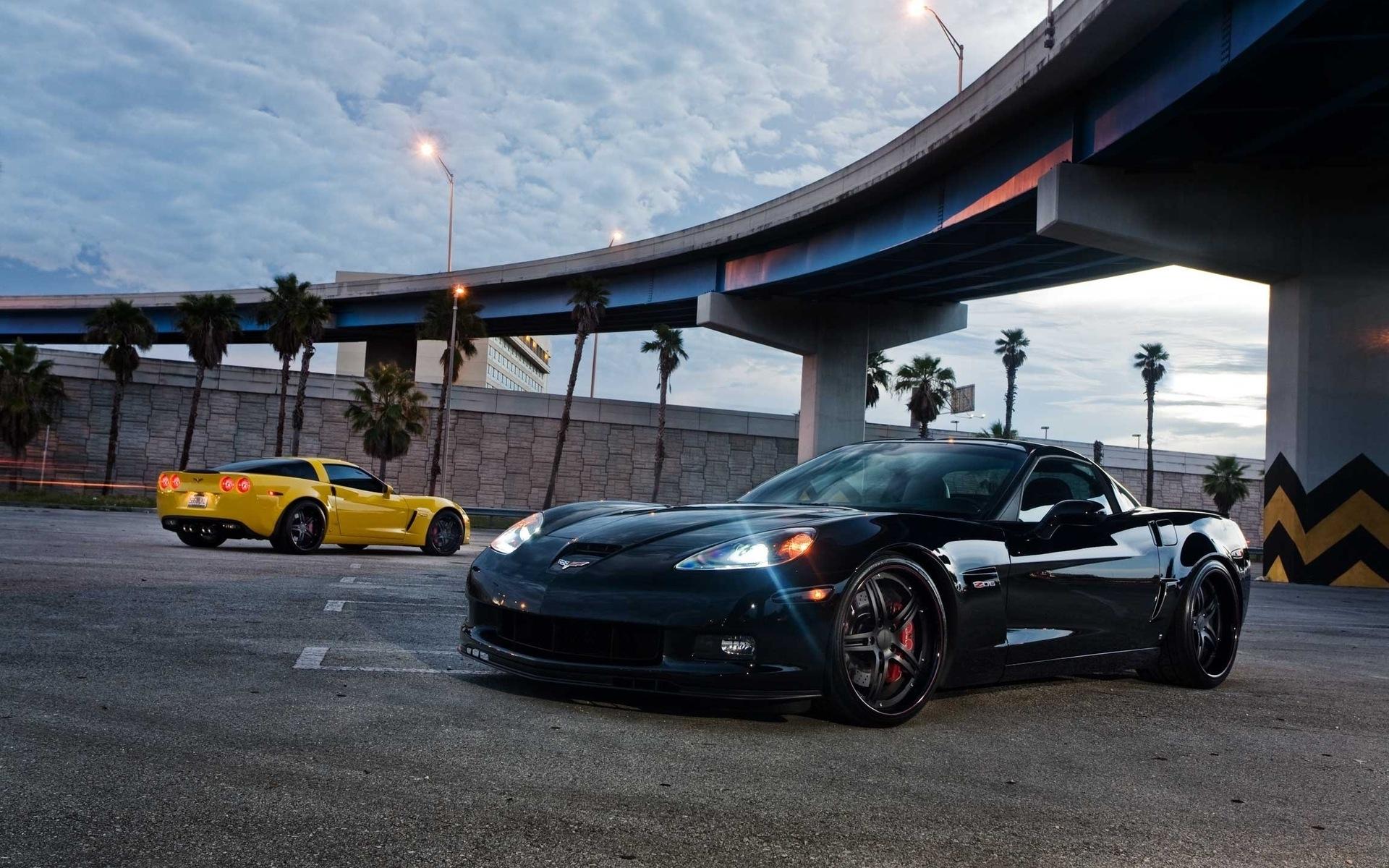 Chevy Corvette Wallpaper Borders - YouTube