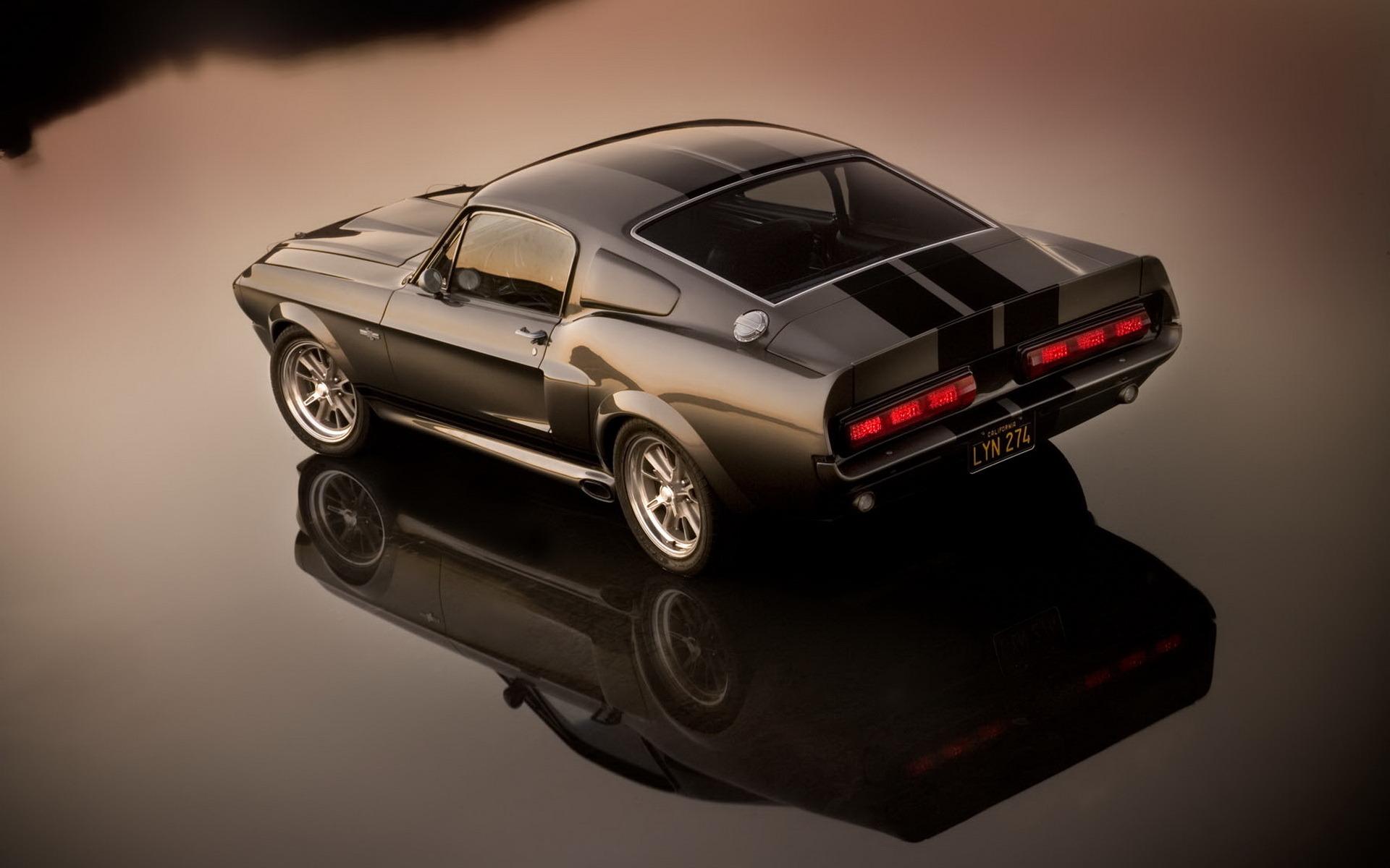 Форд мустанг элеонора фото