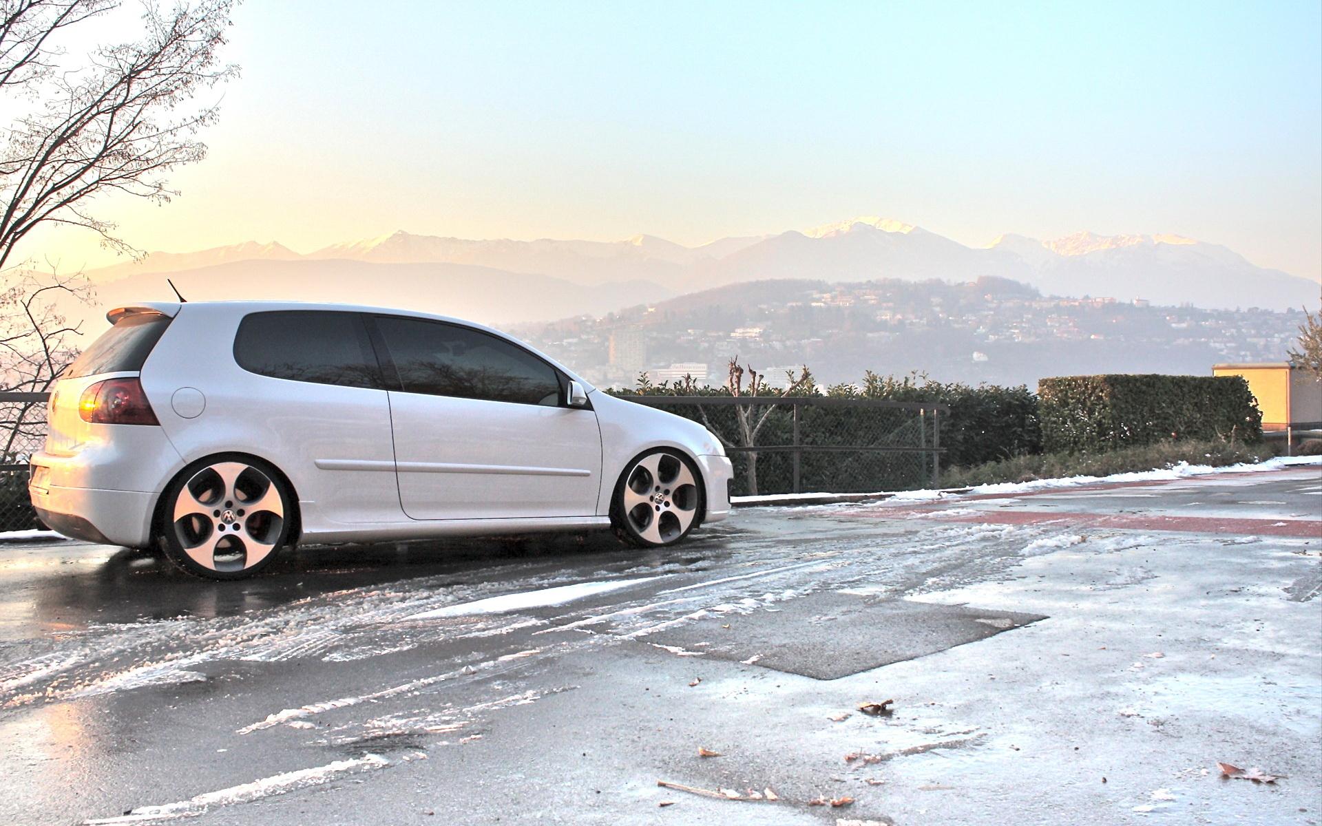 Volkswagen Golf Gti Wallpaper Volkswagen Golf Gti